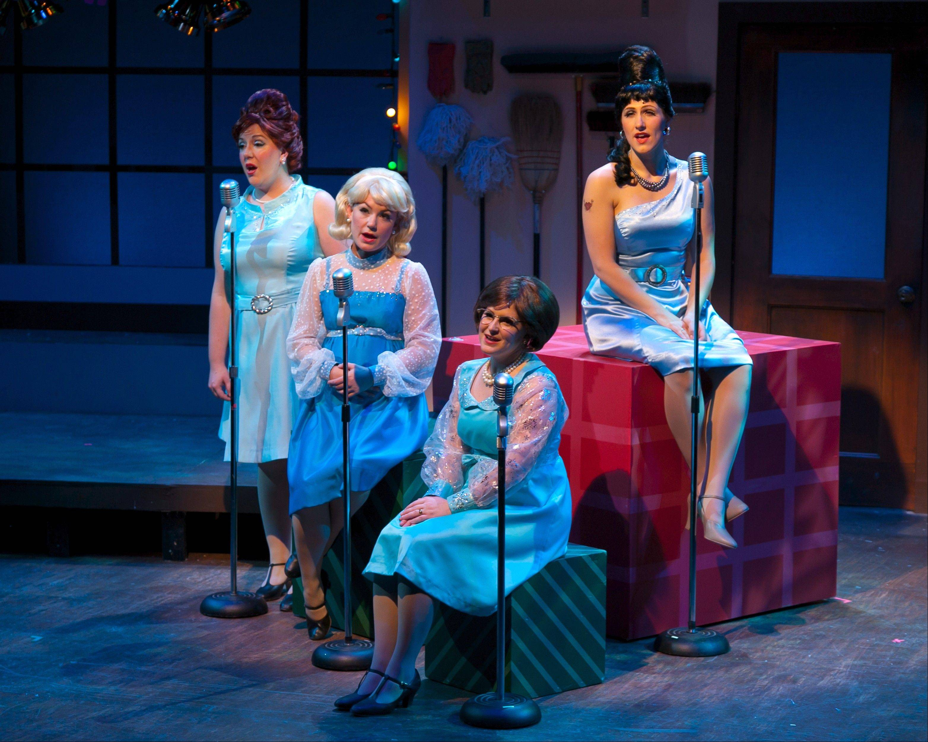 "Fox Valley Repertory's ""The Winter Wonderettes"""