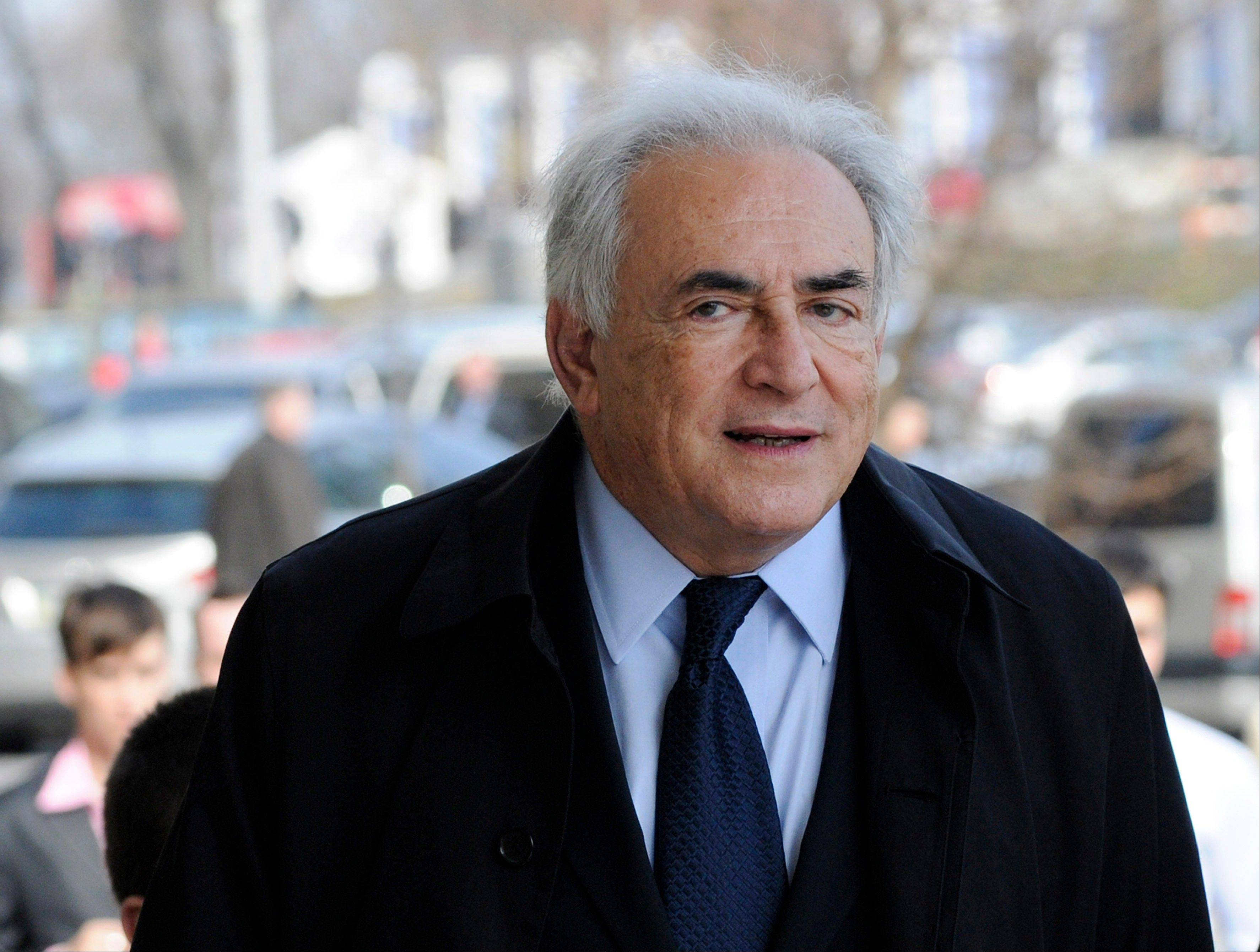 A person familiar with the case says former International Monetary Fund leader, Dominique Strauss-Kahn and a New York City hotel maid who accused him of trying to rape her have reached an agreement to settle her lawsuit. The deal would end a legal saga that forced Strauss-Kahn's resignation as head of the IMF and ended his French presidential ambitions in 2011.