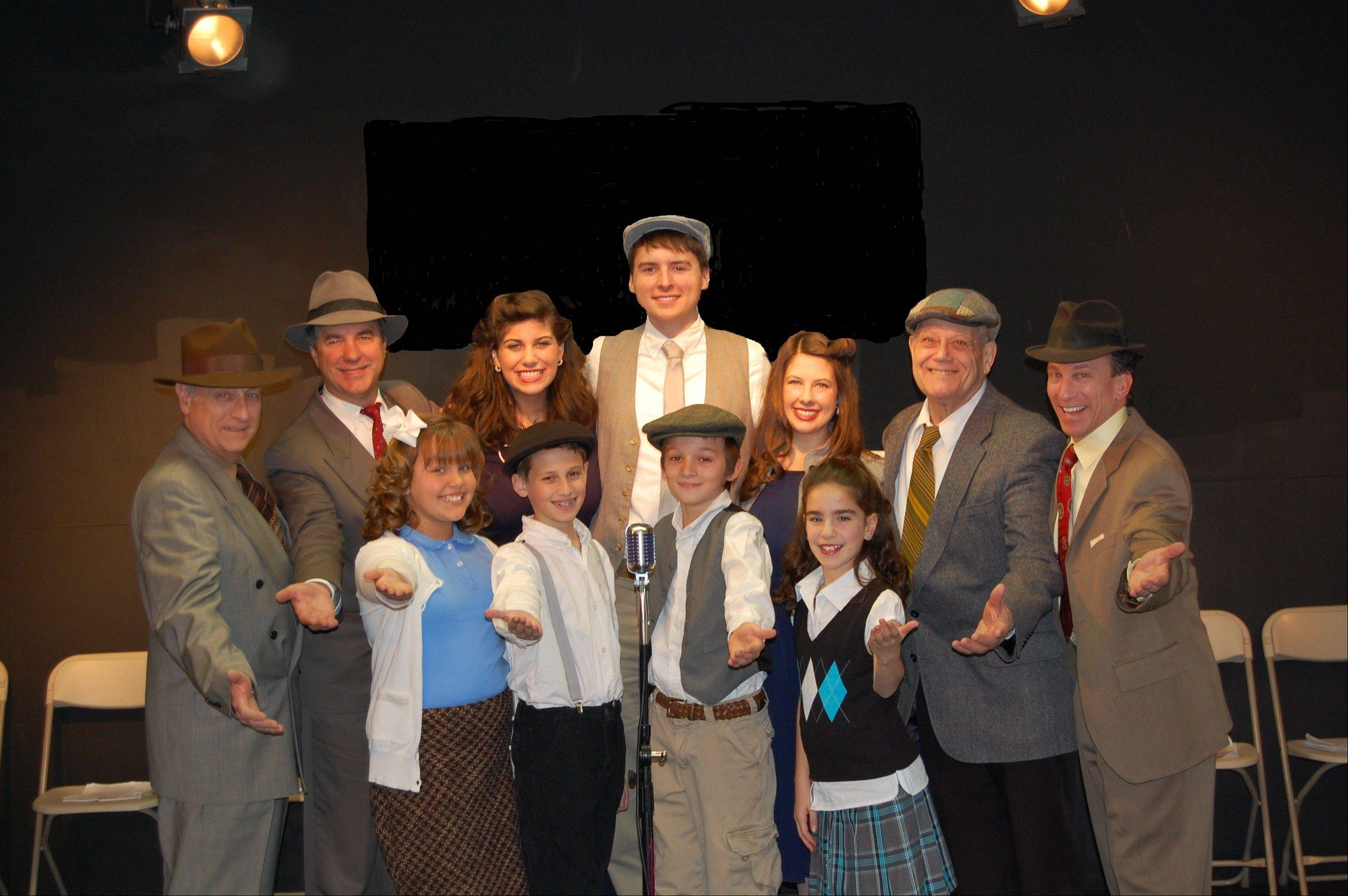 "The Improv Playhouse Radio Players will perform ""It's A Wonderful Life"" at 8 p.m. Fridays and Saturdays and 2:30 p.m. Sundays, Dec. 7 through 16 at the I.P. Theater, 735 N. Milwaukee Ave., Libertyville."
