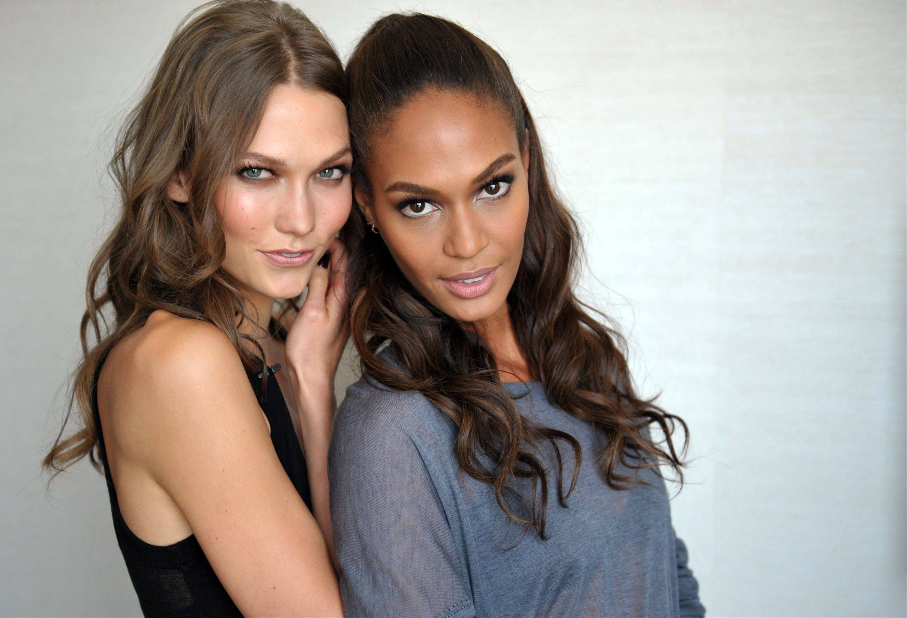 "Models Karlie Kloss and Joan Smalls host mini-episodes of ""House of Style"" online. The show's past and present come together in a documentary called ""House of Style: Music, Models, and MTV"" that makes its televised premiere on Saturday."