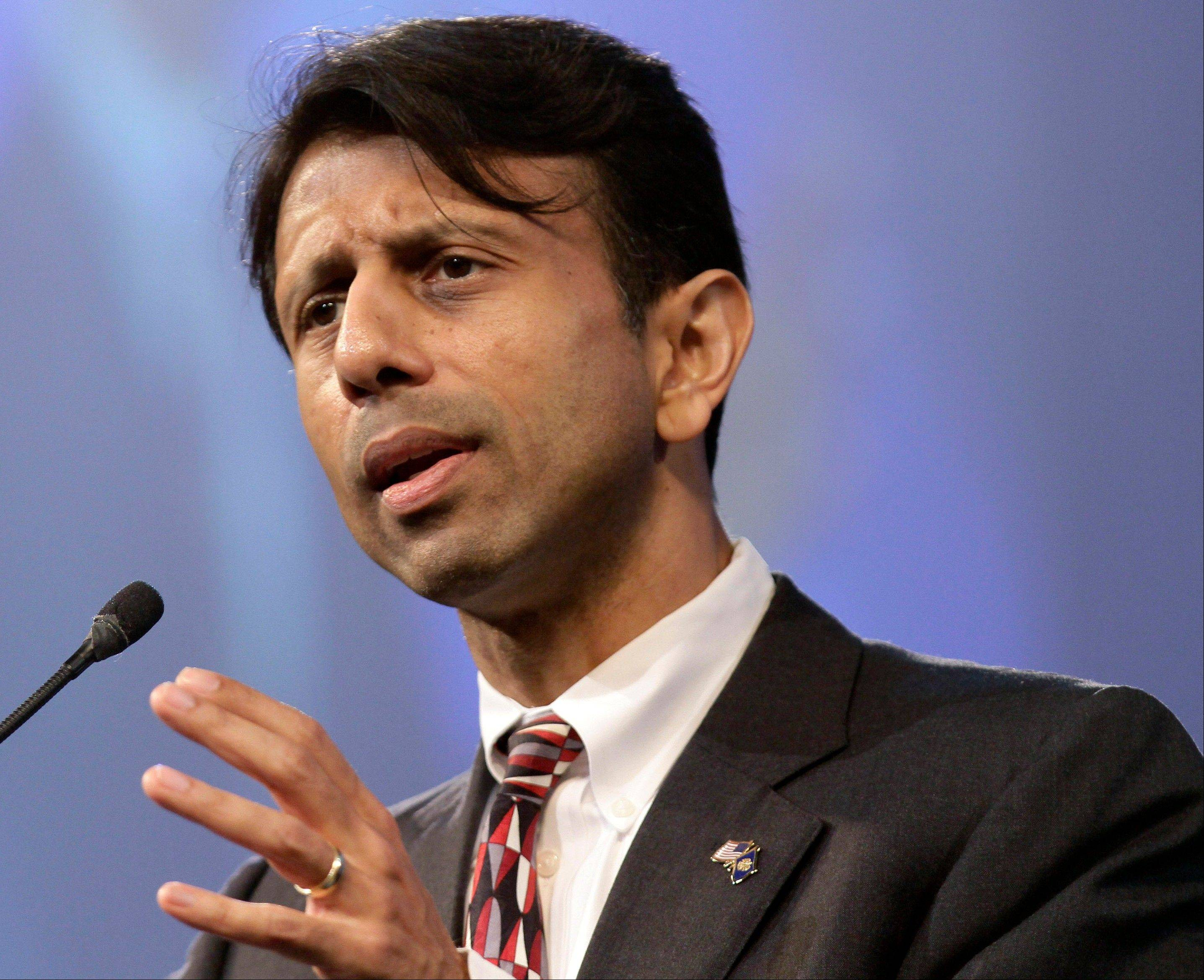 Louisiana Gov. Bobby Jindal.