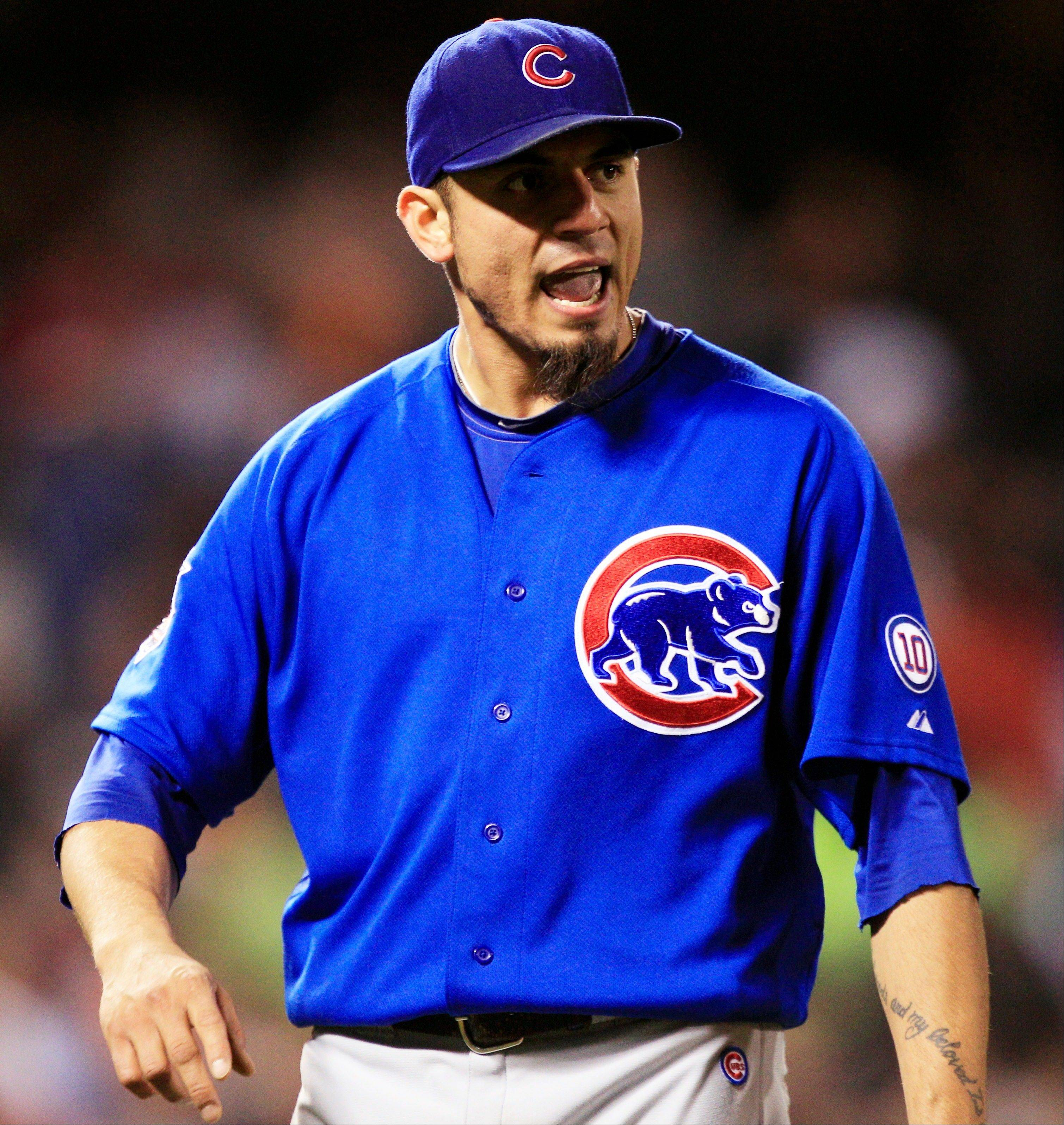 Cubs starting pitcher Matt Garza is the ace of the staff, but several pitchers are coming off injuries and the Cubs make try to find more depth at the winter meetings.
