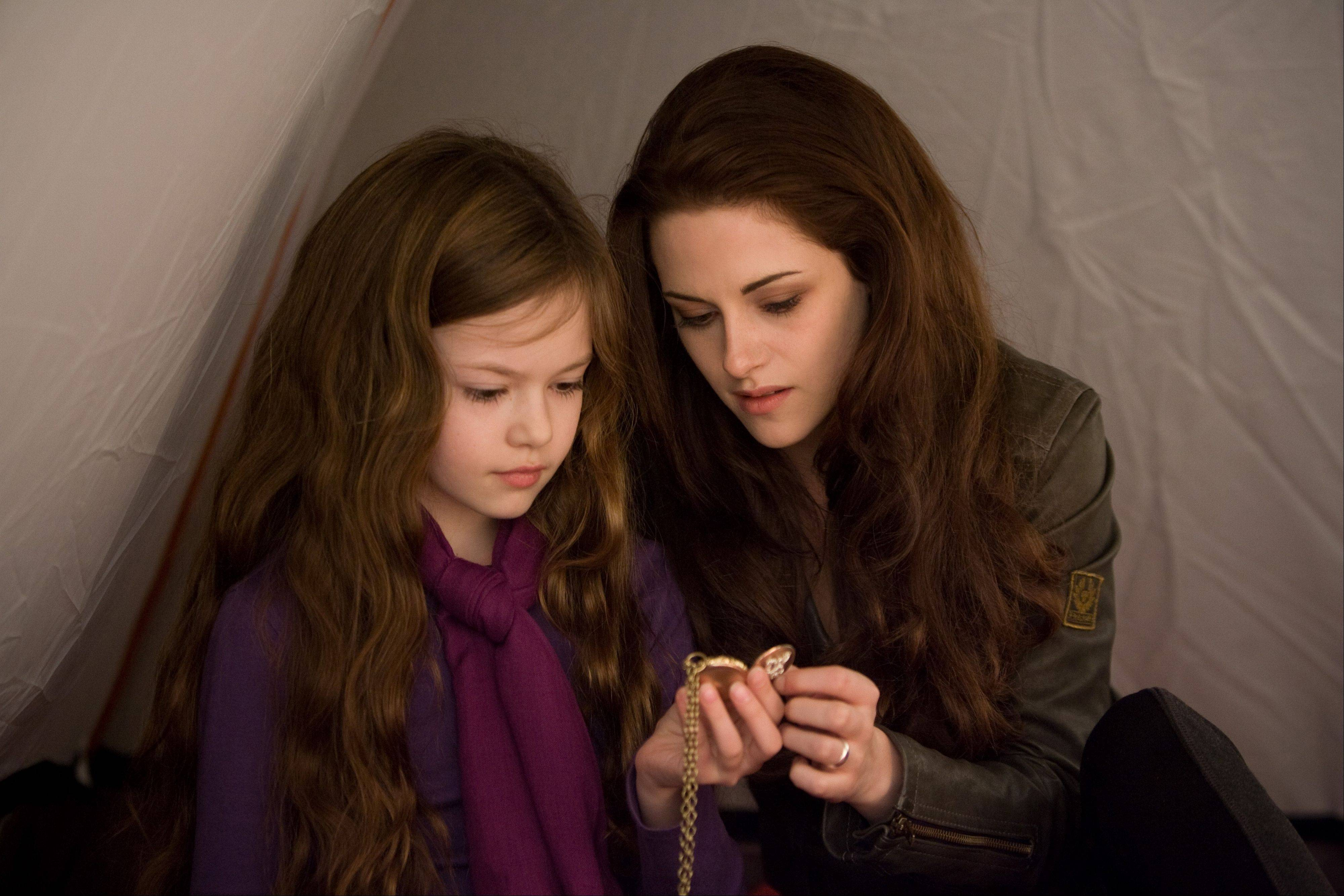 """The Twlight Saga: Breaking Dawn Part 2,"" the last installment of the ""Twilight"" franchise has kept its hold on the box office for the third straight week."