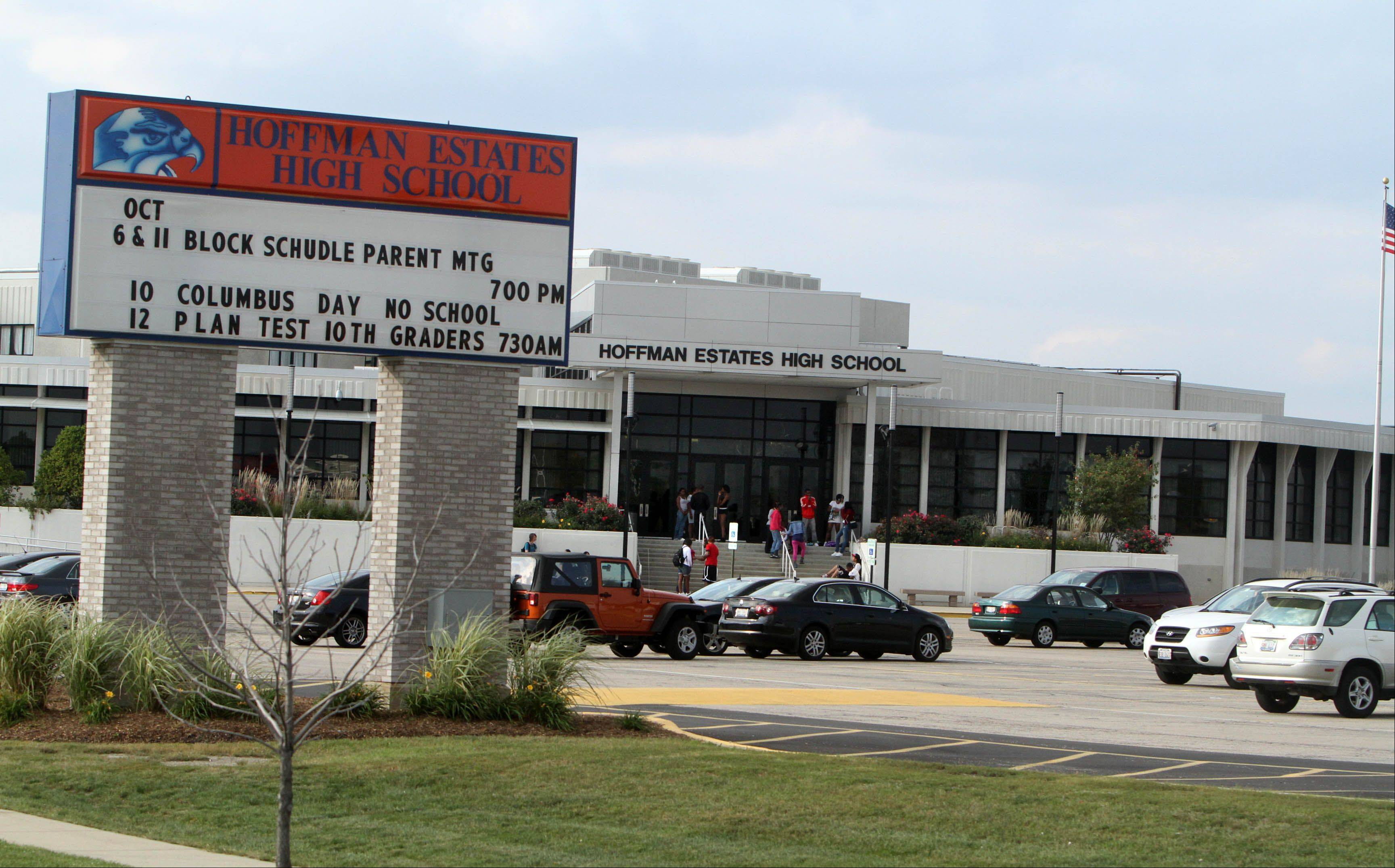 Officials from Palatine-Schaumburg High School District 211 have released a statement saying that reports of hazing involving the Hoffman Estates High School boys' varsity basketball team that surfaced last week did not involve sexual misconduct.