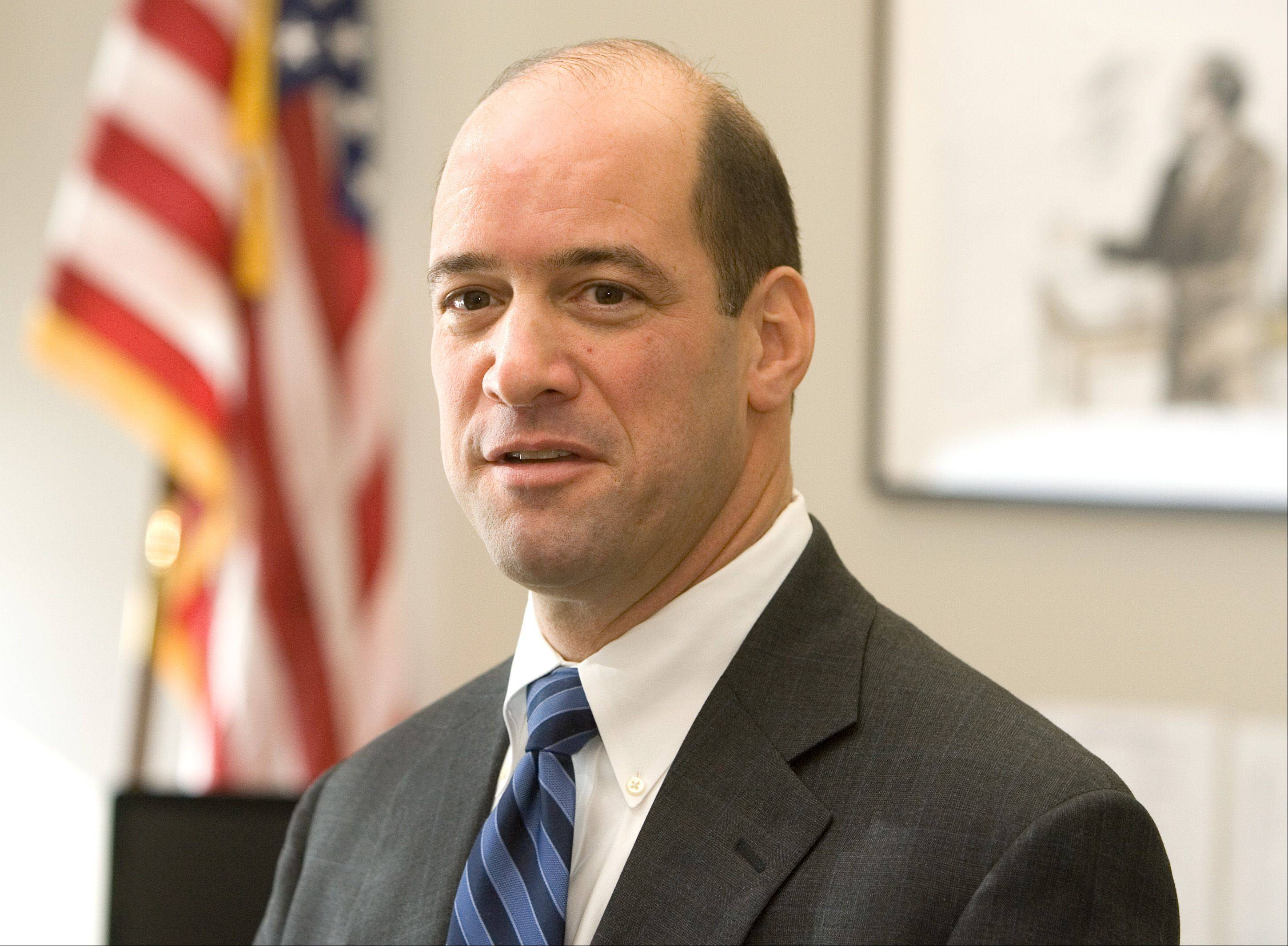 DuPage County State's Attorney Bob Berlin has enacted a new program making his office one of only two in the state to handle its own appeals.