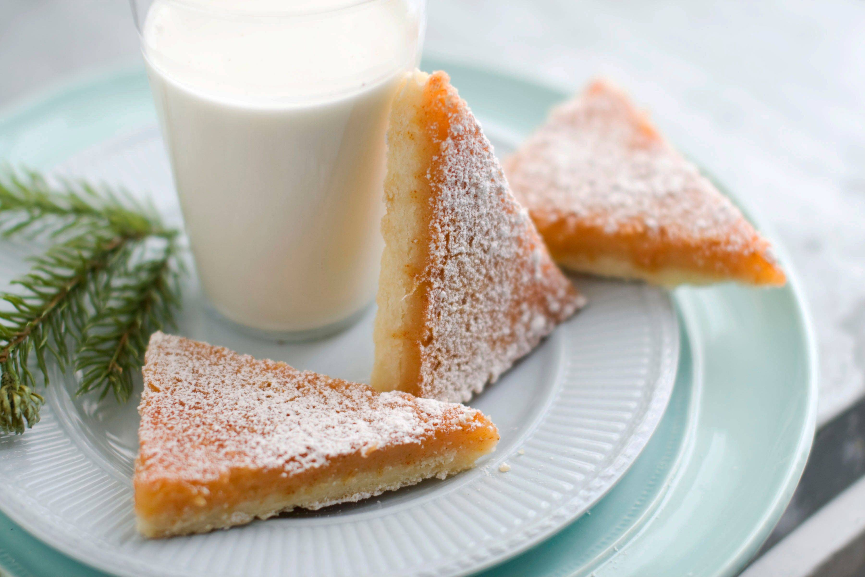 Paprika puts a fresh take on the classic lemon bars.