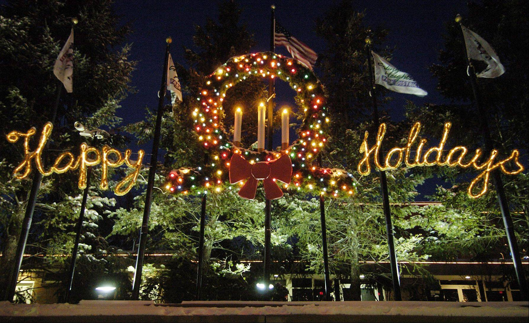 A controversial Nativity scene could find a place in Arlington Heights� holiday lights display at North School Park as early as this weekend, according to a leader of group fighting to make that happen. An application to allow the Nativity is before Arlington Heights Park District officials.