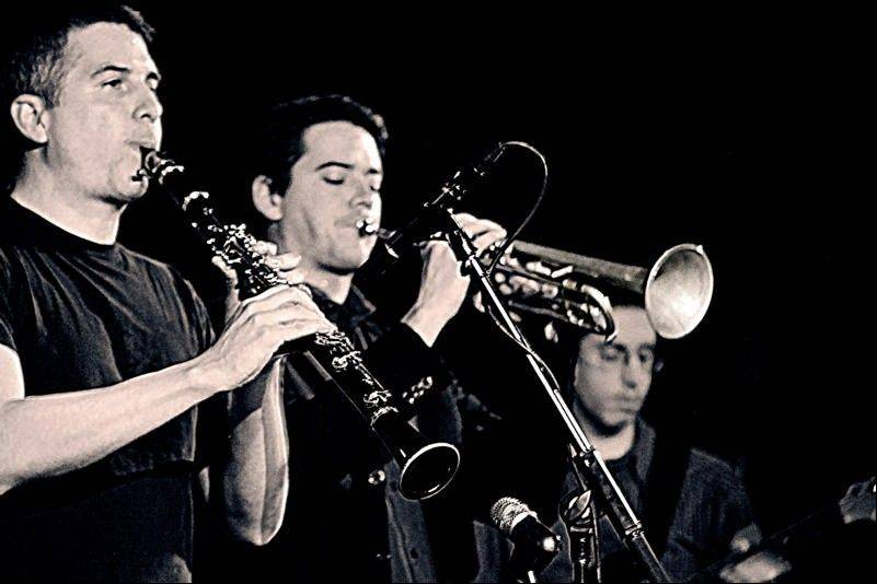 Balkano performs on Sunday, Dec. 9, as part of City Winery Chicago's Hanukkah Klezmer Brunch Buffet.