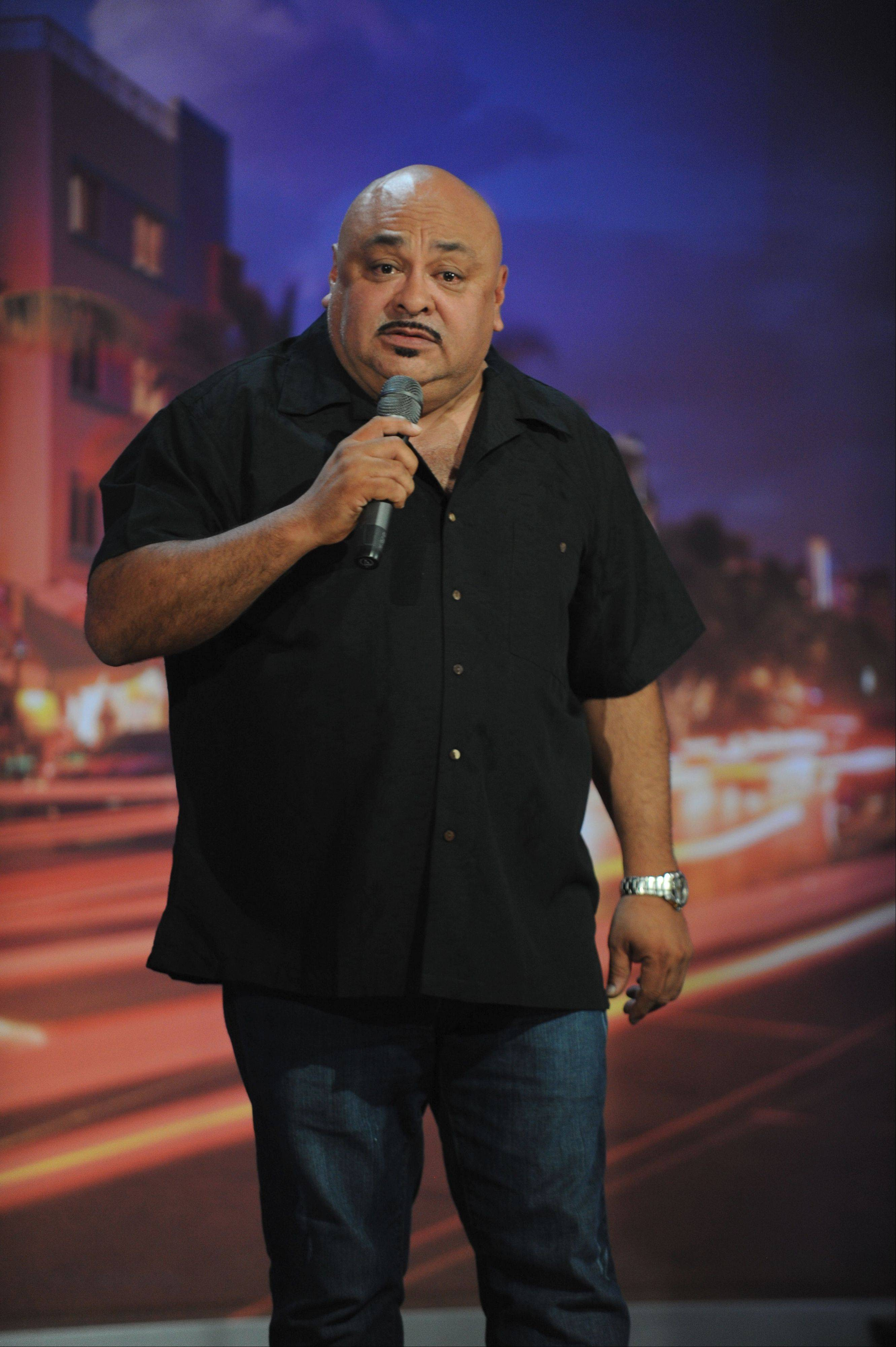 "Rick Gutierrez is on the bill for the ""Comedians of Gabriel Iglesias' Stand Up Revolution"" tour at the Improv Comedy Showcase in Schaumburg."