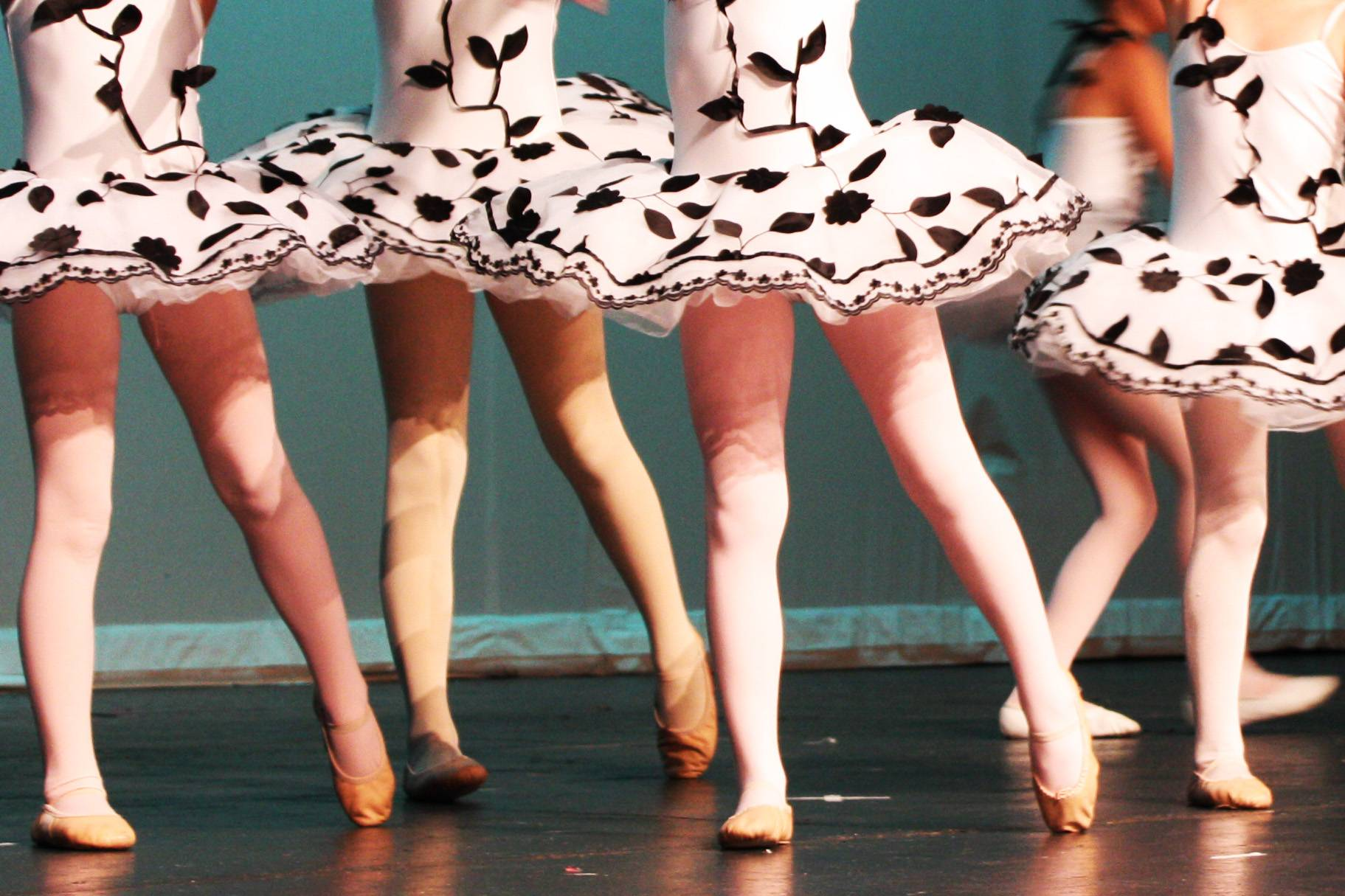 Millennium Dance Center students performing in the Spring Recital. Photo taken in June 2012.