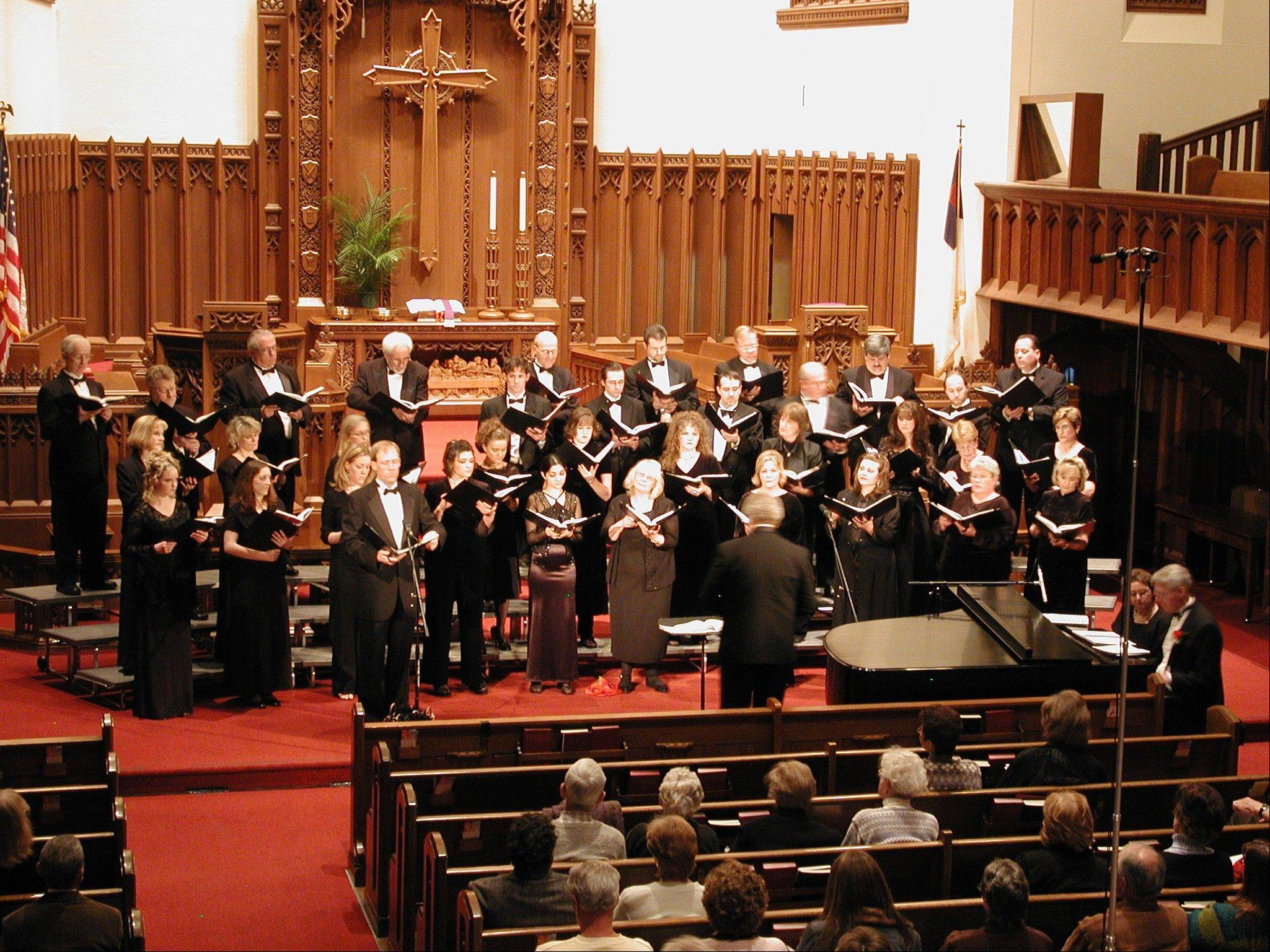 "Heartland Voices will be performing its ""Home is Where the Heart Is"" holiday concerts Dec. 8 in Elgin and Dec. 16 in Schaumburg."
