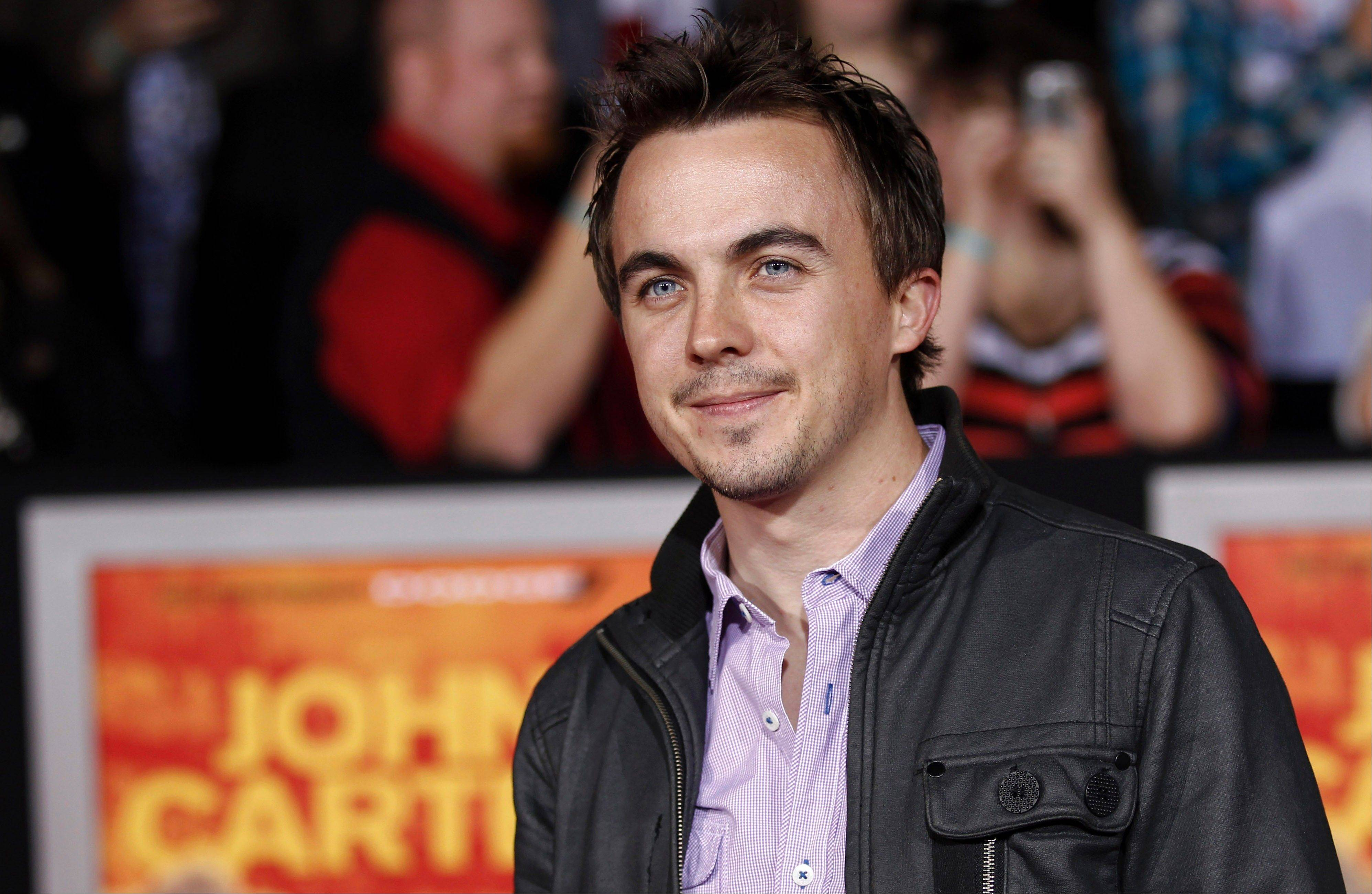 Frankie Muniz says he was hospitalized last week after suffering a �mini stroke.�