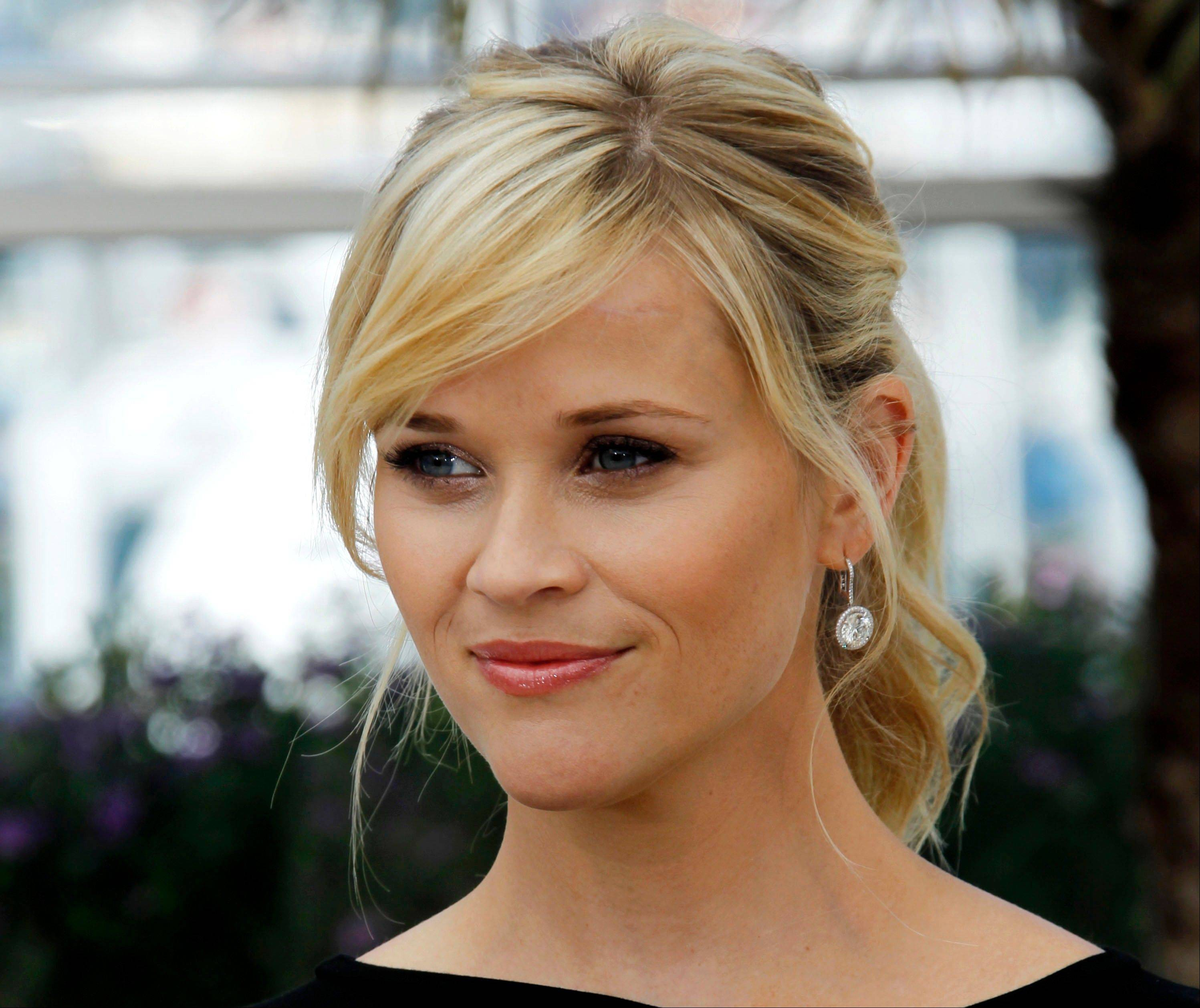 Actress Reese Witherspoon, Oscar winner and mother of three, will receive the March of Dimes Grace Kelly Award at its Celebration of Babies luncheon Friday.