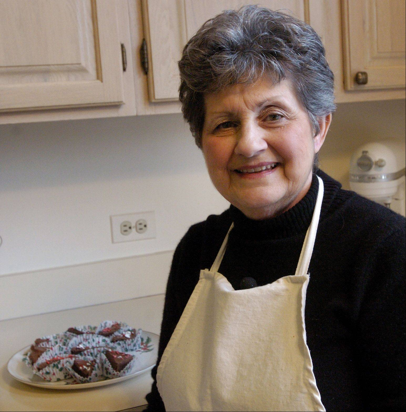 Cook of the Week Adele Knickels sees baking as a way to make new memories and keep older memories alive