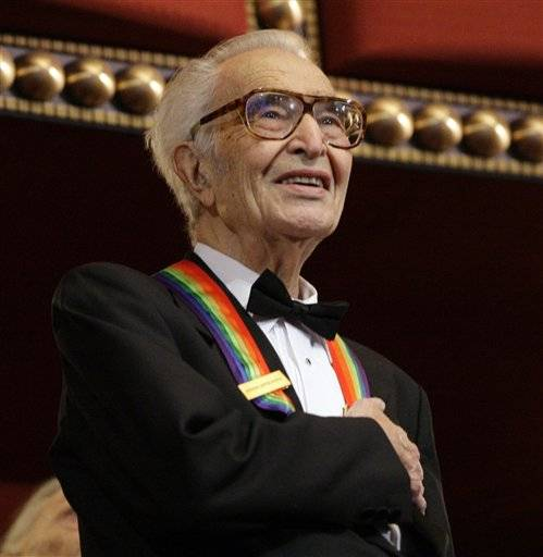 Kennedy Center honoree Dave Brubeck was a pioneering jazz composer and pianist. He died Wednesday, Dec. 5 of heart failure, after being stricken while on his way to a cardiology appointment with his son. He would have turned 92 on Thursday.