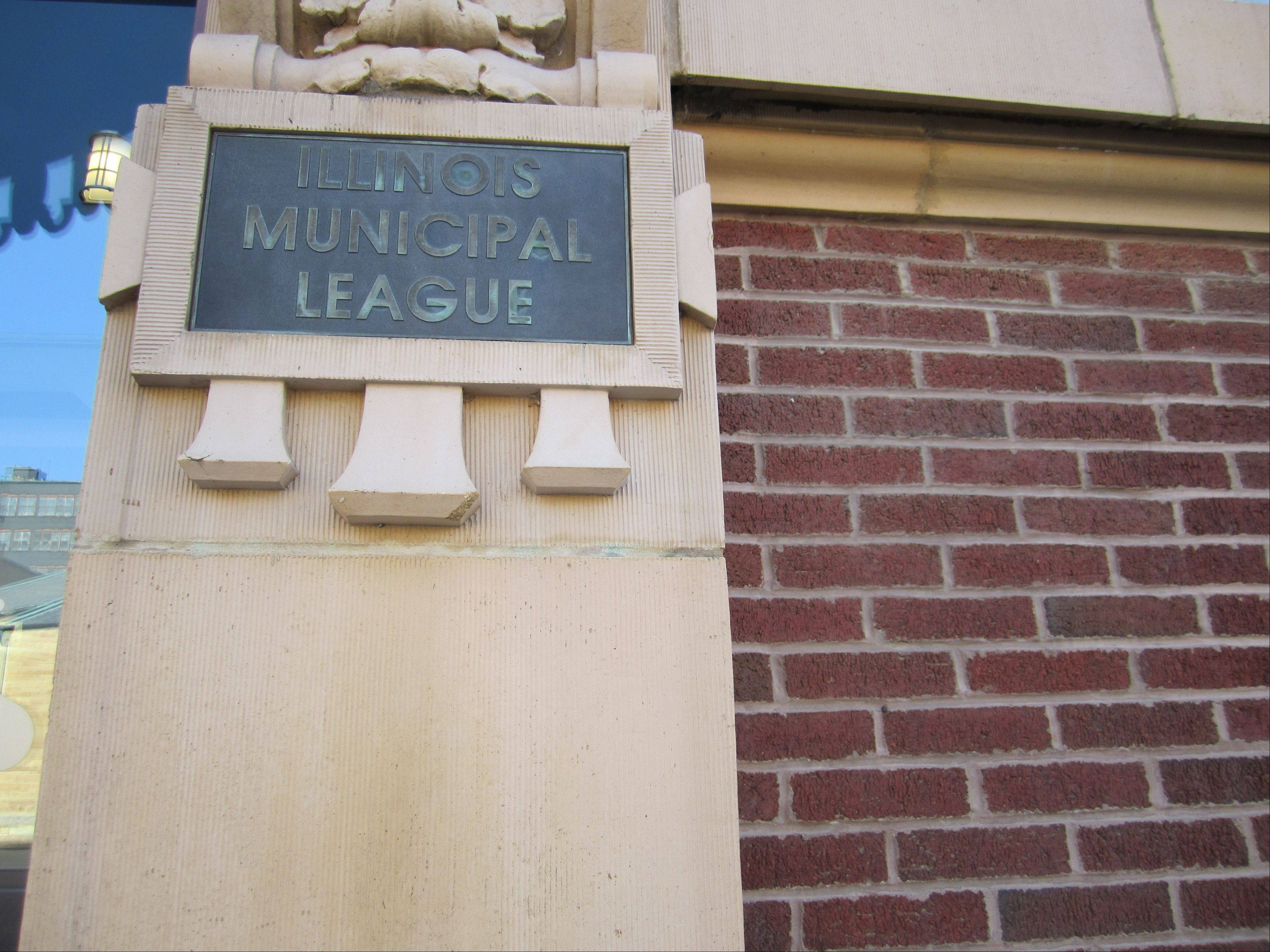 Renovations at the Illinois Municipal League headquarters in Springfield are one area criticized by several suburban may