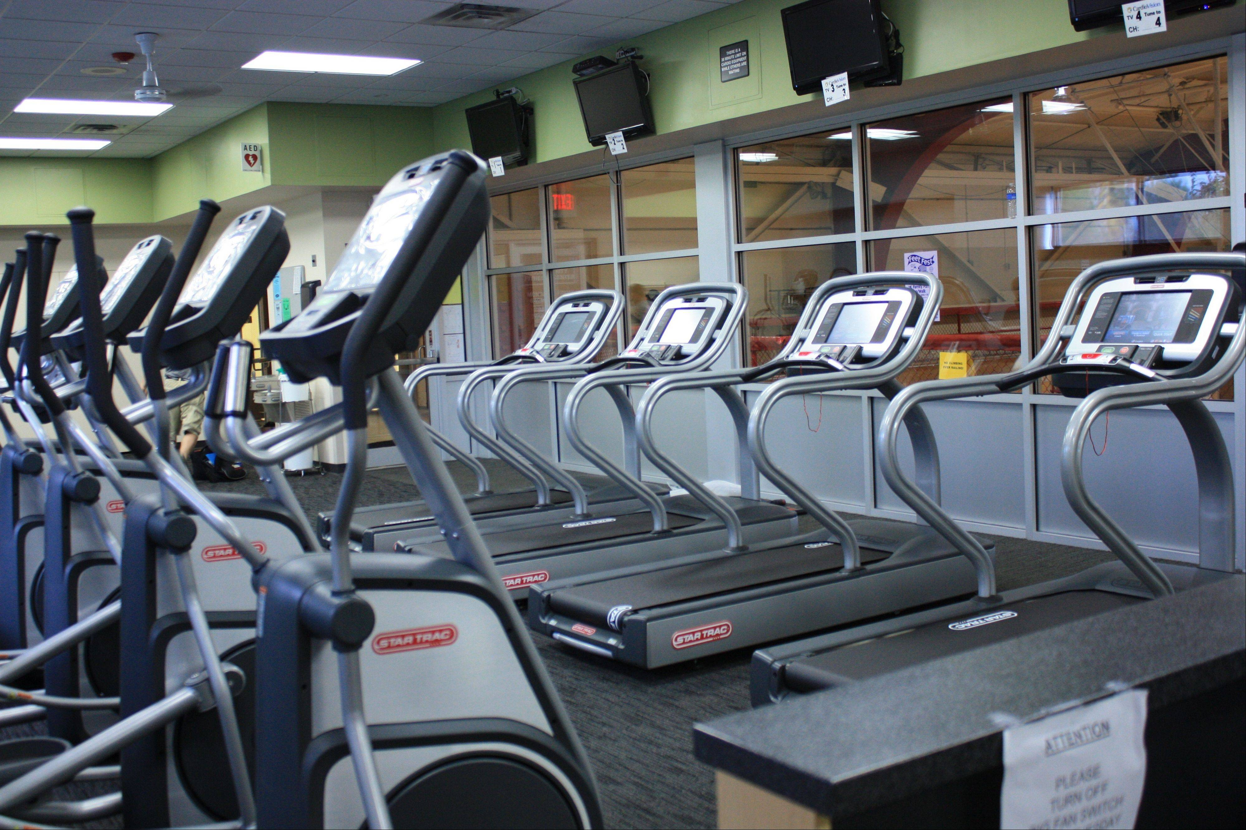 The Palatine Park District's Community Fitness Center holds an Open House from 9 a.m. to 3 p.m. on Saturday, Dec. 8, at 250 E. Wood St. Activities include screenings, fitness demonstrations, equipment orientations, giveaways and raffles.