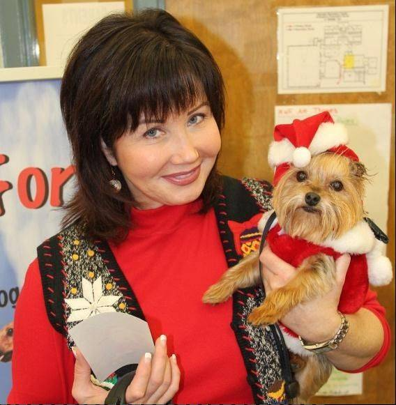 Schaumburg Park District's Jingle Paws is set for noon to 2 p.m., Saturday, Dec. 8, at Meineke Recreation Center, 220 E. Weathersfield Way.