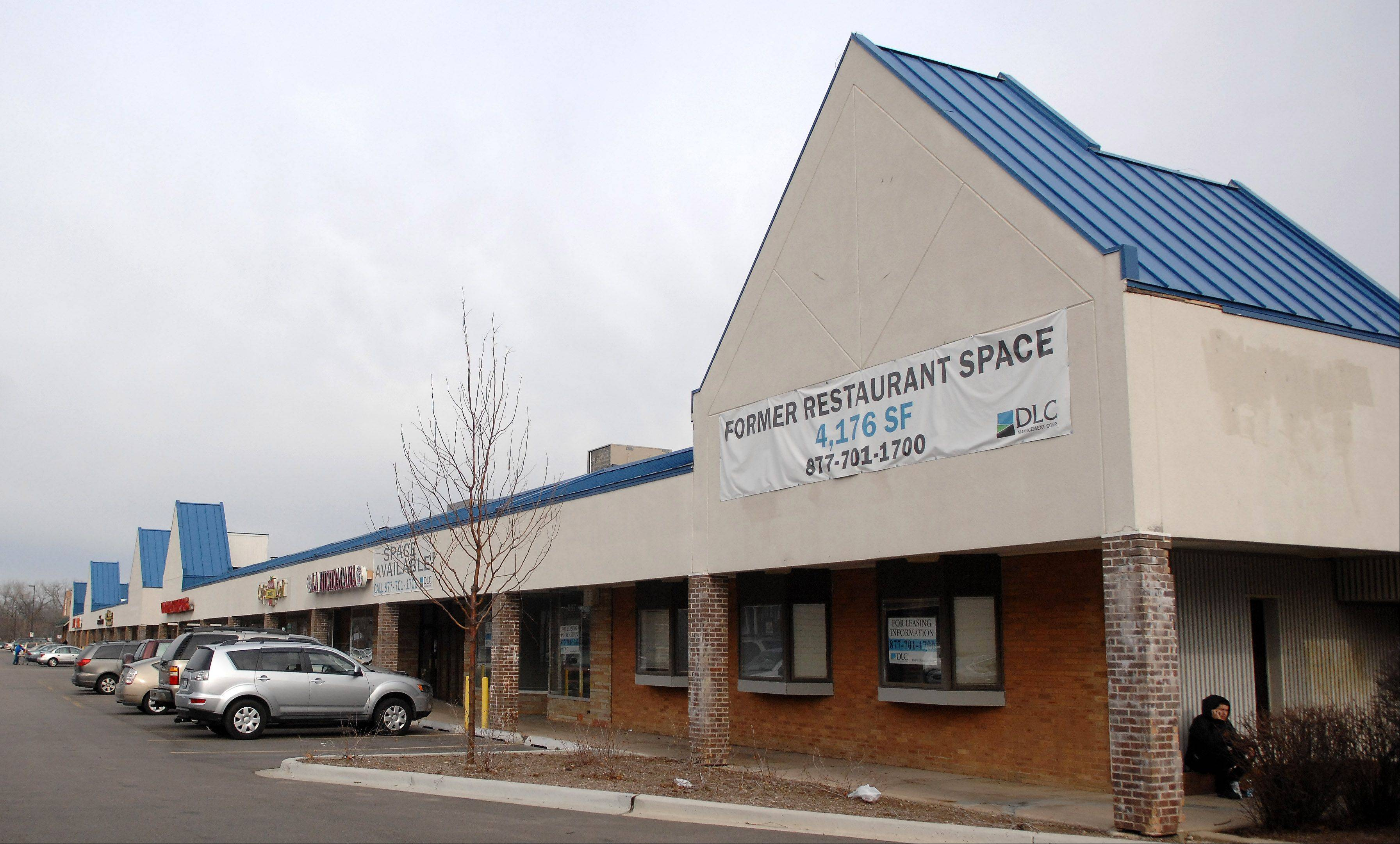 The site of the closed Manor Restaurant in the Wing Park Shopping Center in Elgin is set to be demolished and become an auto glass repair shop.