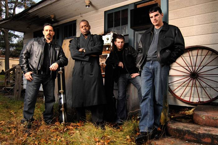 """Chicago's Hardest-Working Blues Band - For Over Two Decades!,"" Howard and the White Boys."