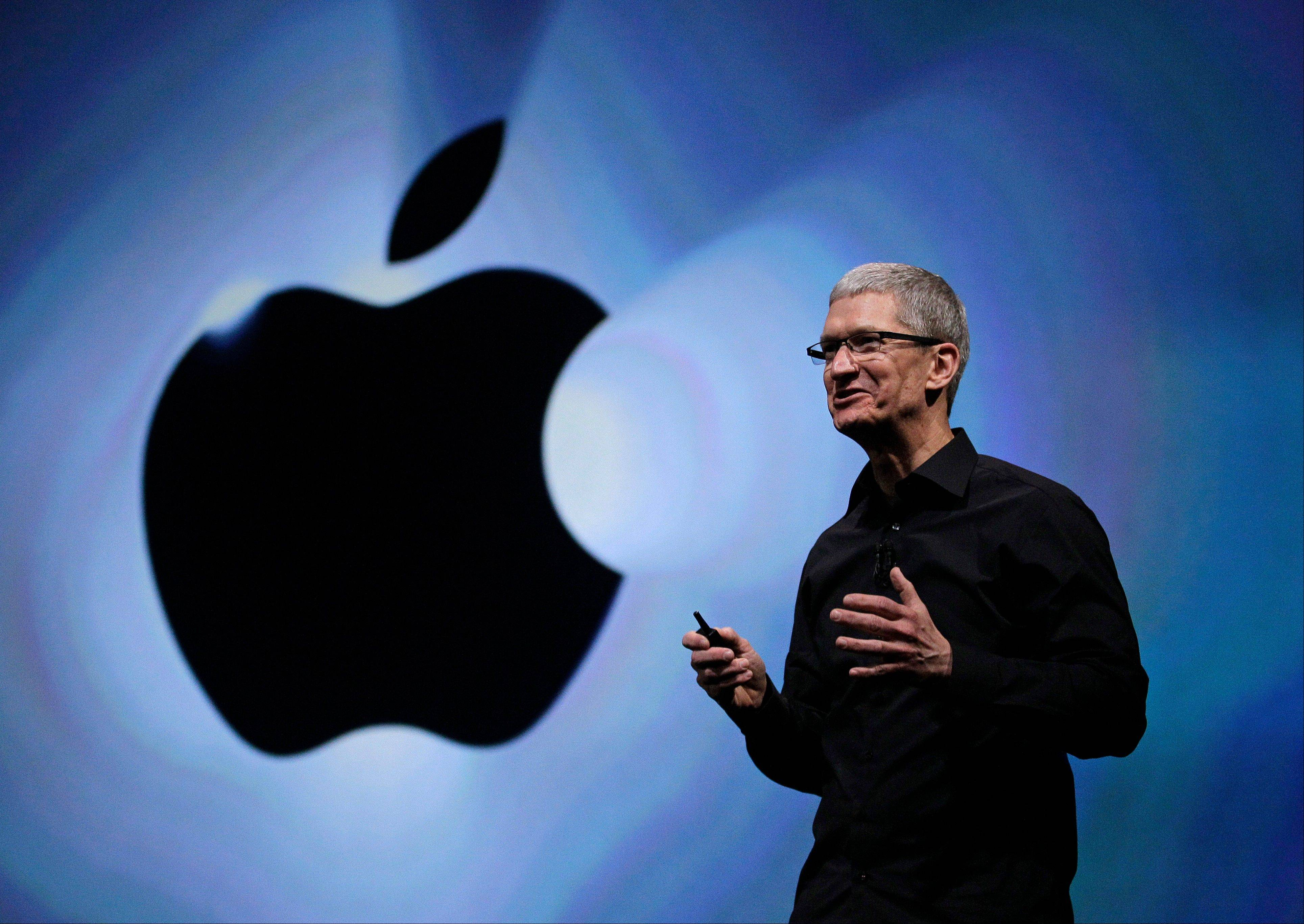 Associated Press Apple is emerging as a gentler, cuddlier corporate citizen in the year after the death of CEO and co-founder Steve Jobs. CEO Tim Cook's announcement that the company is moving a Mac production line to the U.S. is just the latest step in a charm offensive designed to soften Apple's image.