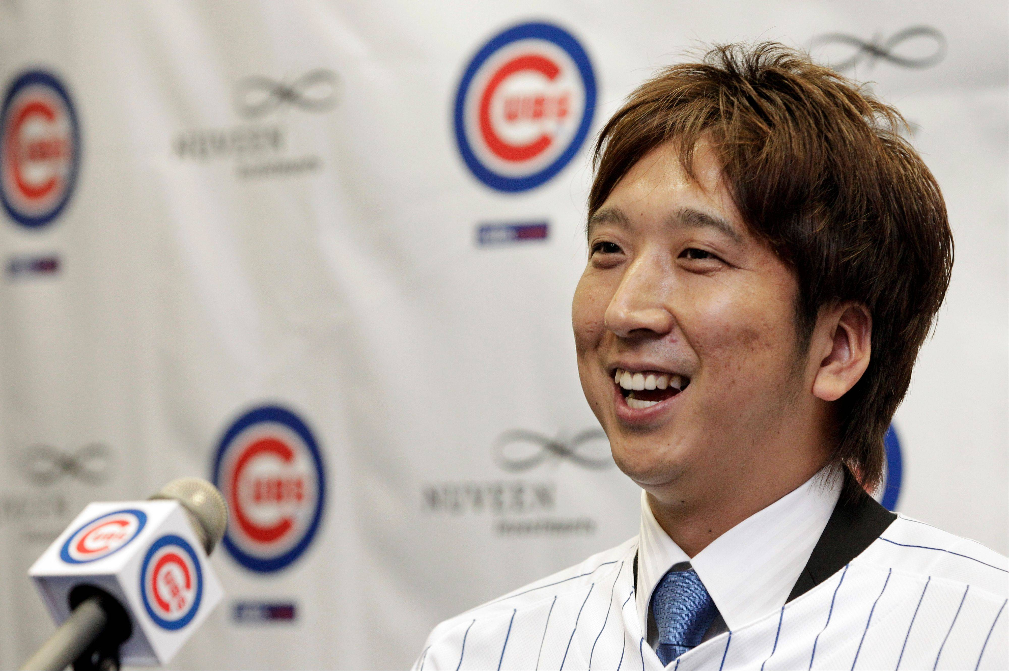 New Cubs pitcher Kyuji Fujikawa pitched the last 12 seasons with the Hanshin Tigers of Japan�s Central League. He signed a two-year contract for $9.5 million to join the Cubs.