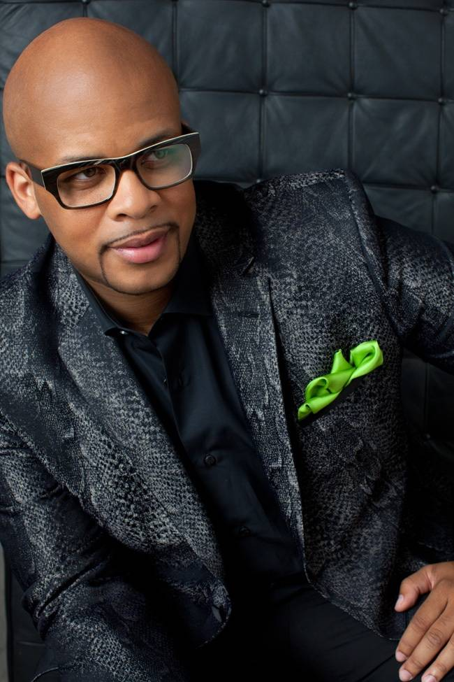 James Fortune will headline CLC's Salute to Gospel Music on March 2.