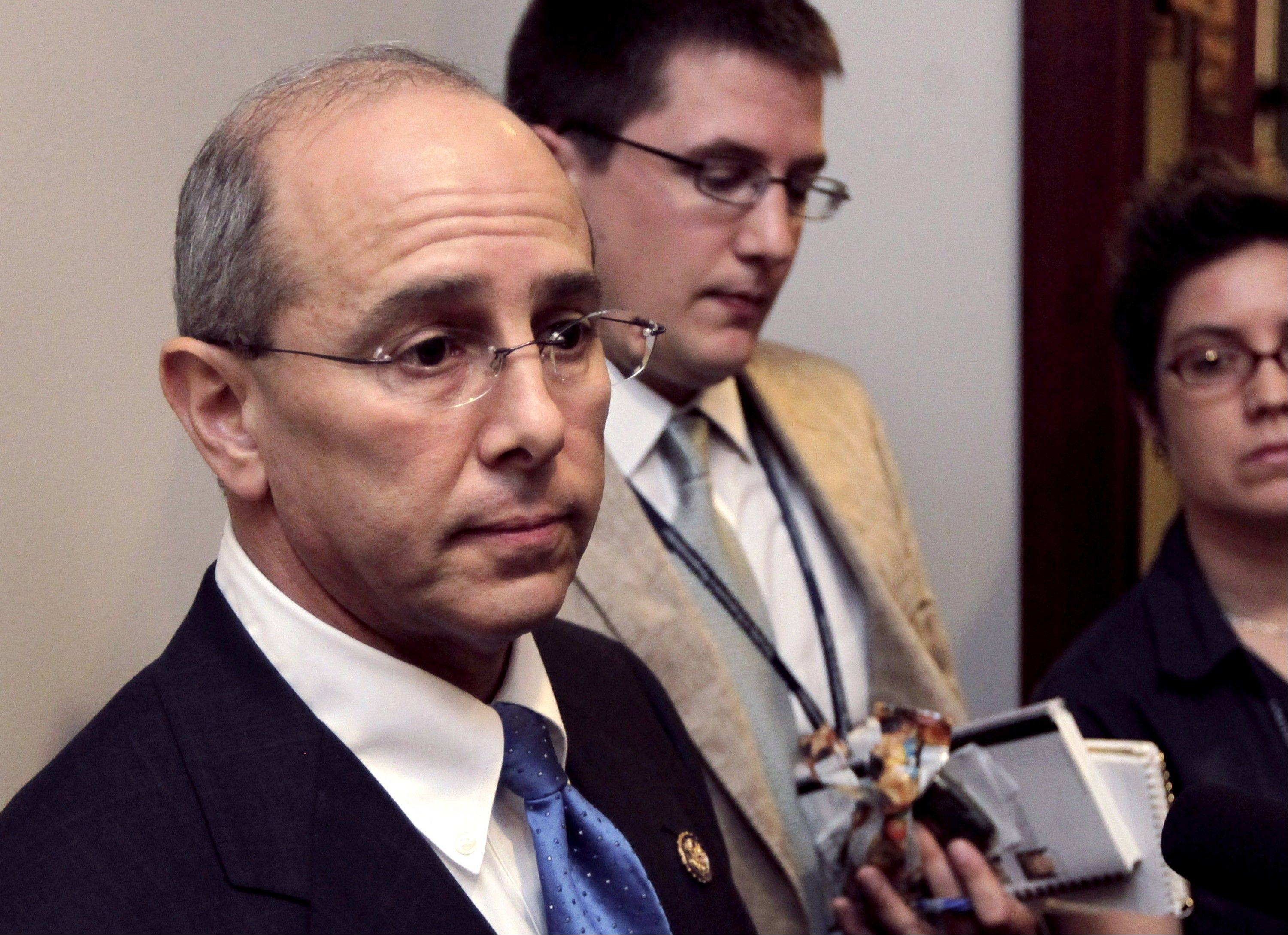 House Ways and Means Oversight subcommittee Chairman Rep. Charles Boustany