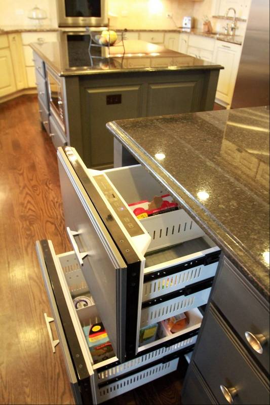 Architect Designs Kosher Kitchens