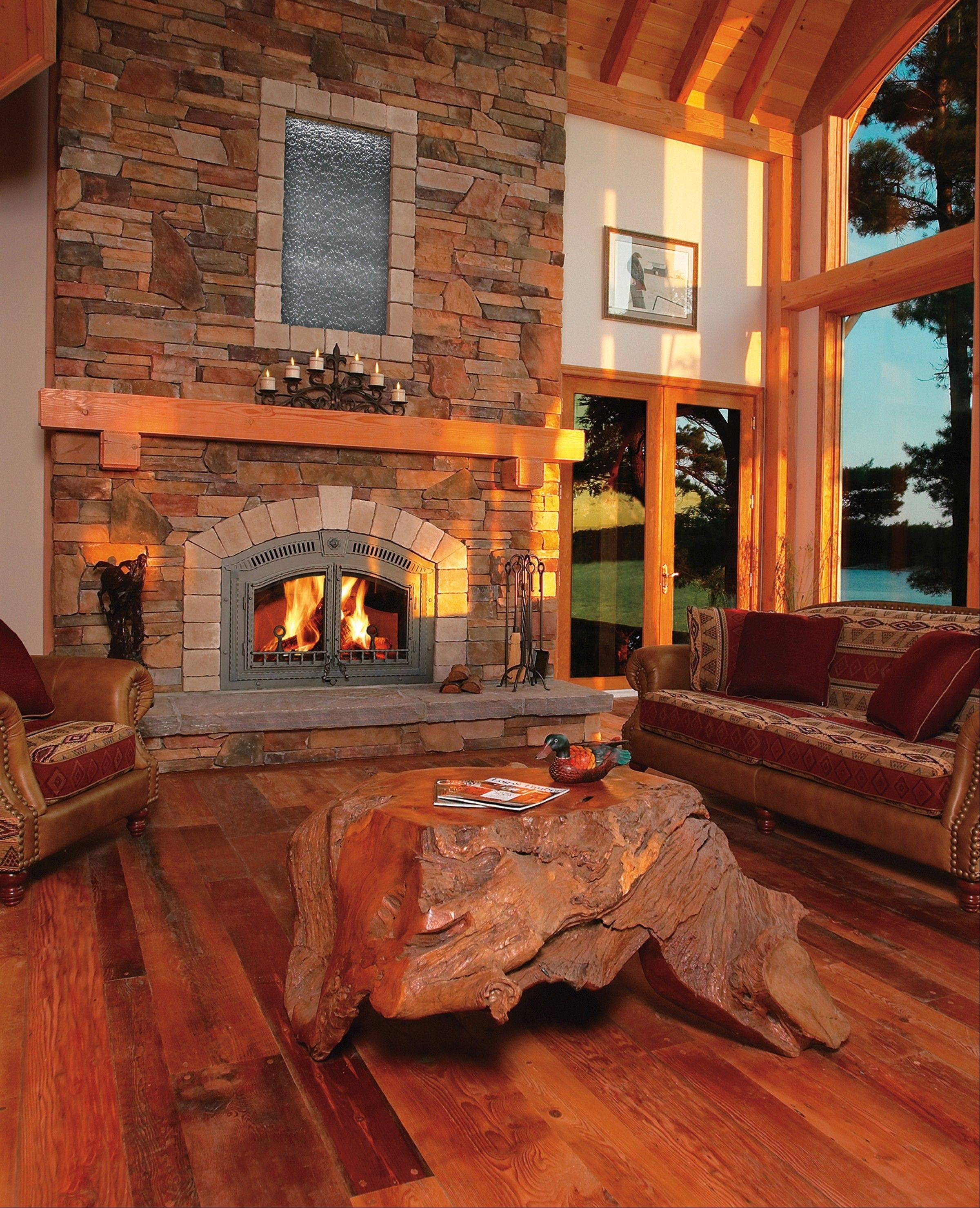 Accessories for fireplaces make great gifts for this time of year.