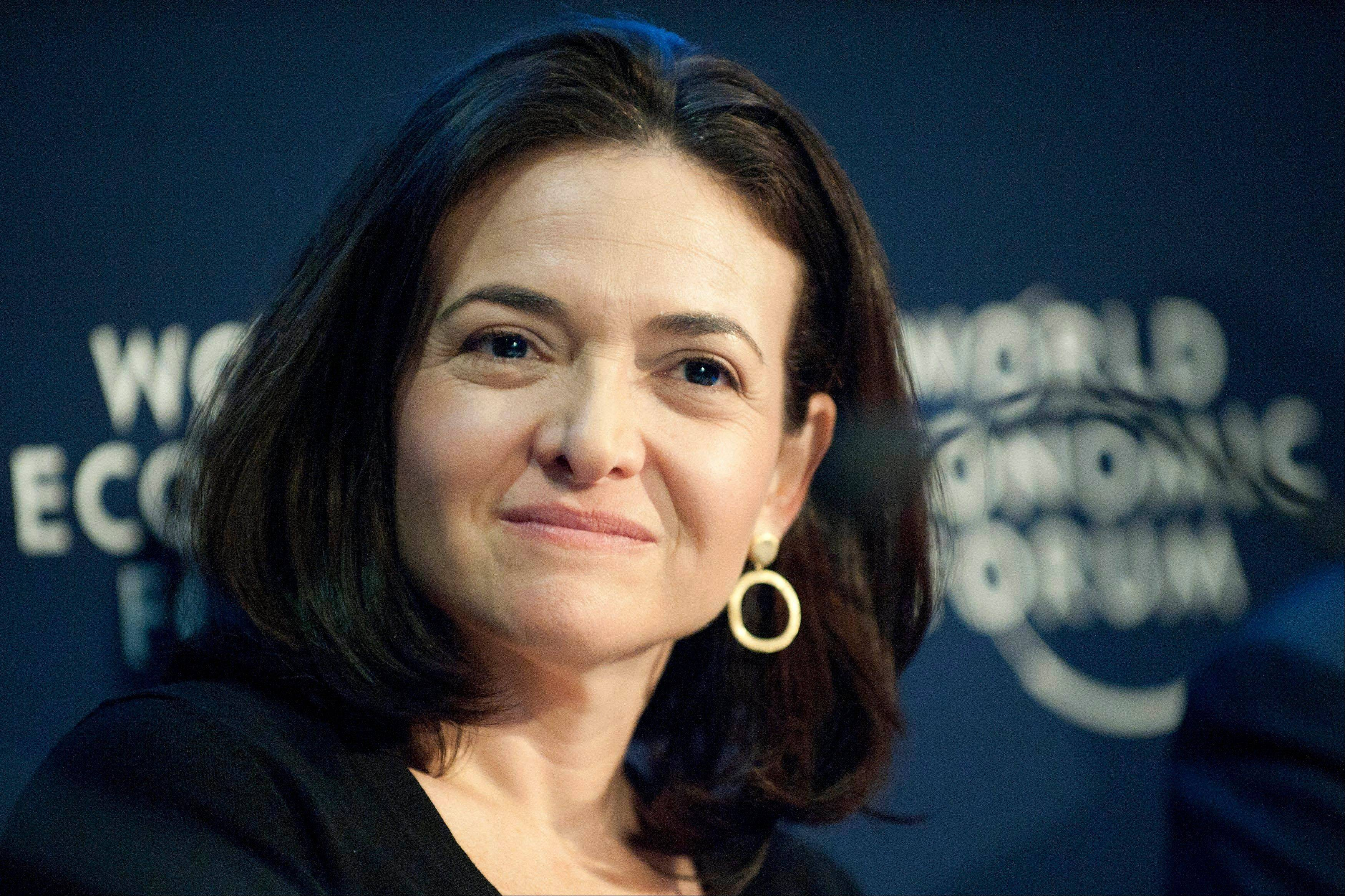 Sheryl Sandberg is chief operating officer of the social network service Facebook. She joined Facebook from Google in 2008, as the first woman on Facebook's board of directors.