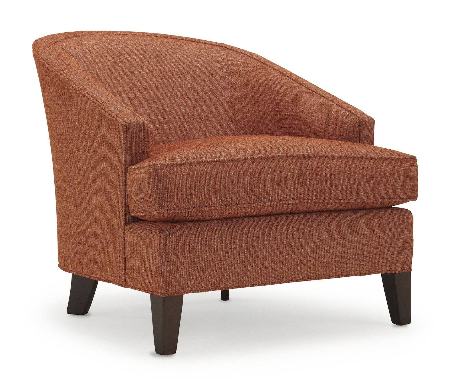 The Diane Guest Chair is part of The Good Wife collection by Mitchell Gold and Bob Williams.