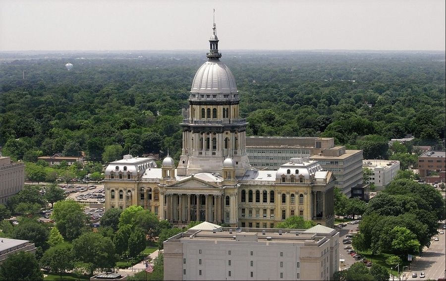 The legislature adjourned this week and does not return until Jan. 2.
