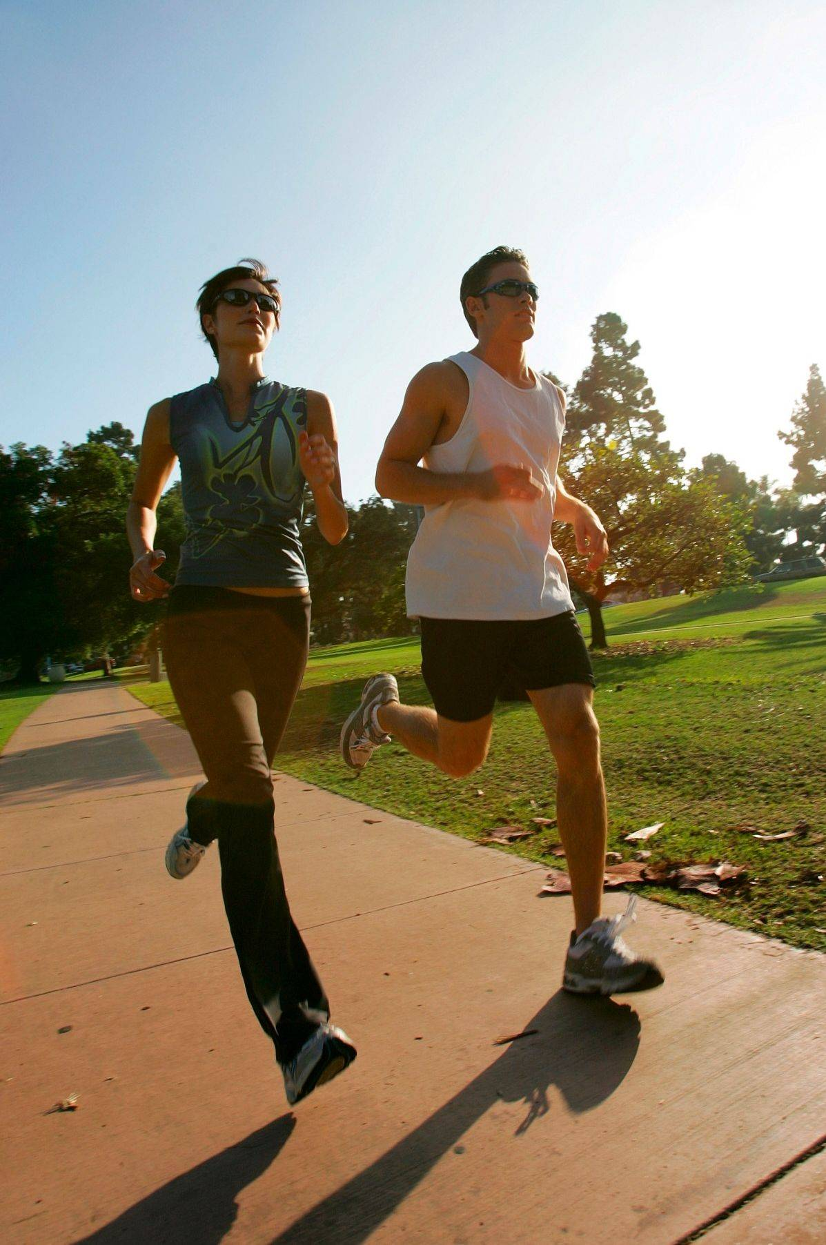 Make running a social activity, either with a friend or online, to get the most out of it.