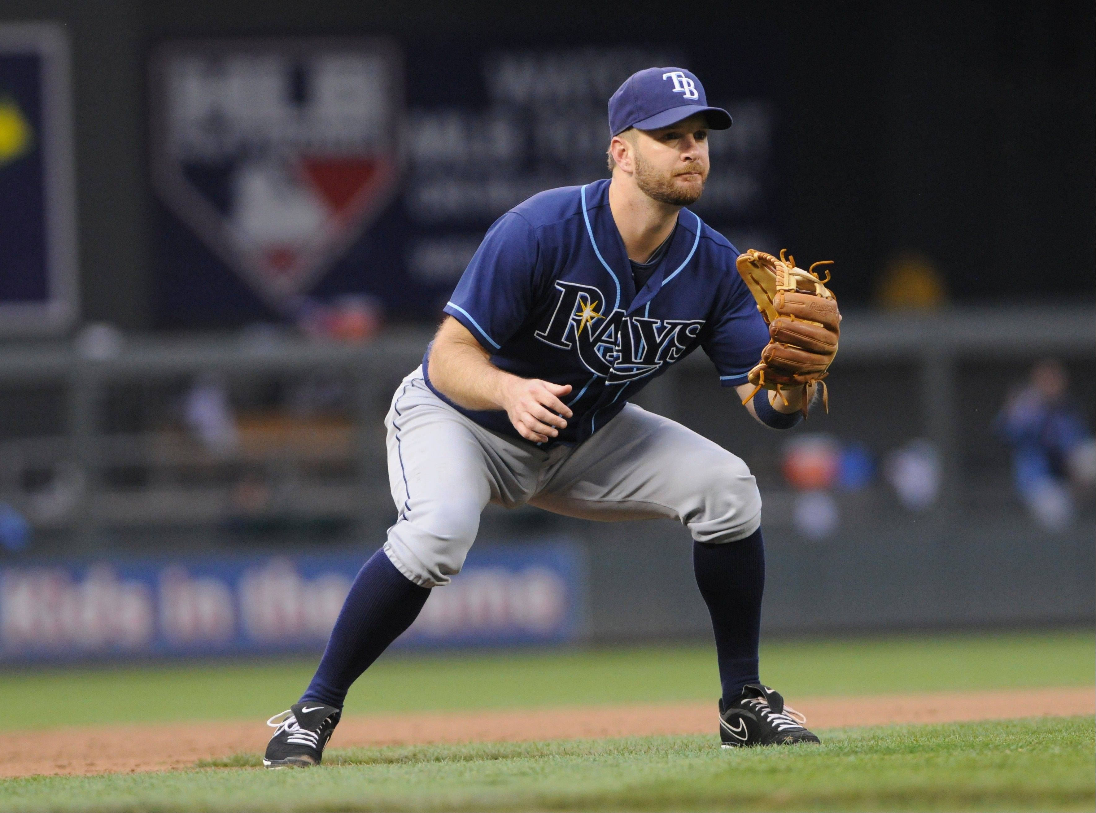 Jeff Keppinger, who was with the Tampa Bay Rays last season, will fill an infield void for the White Sox.