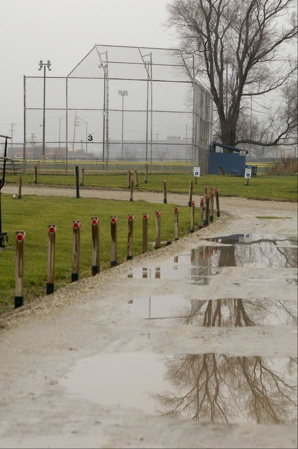 Hanover Park officials discuss future of youth sports complex