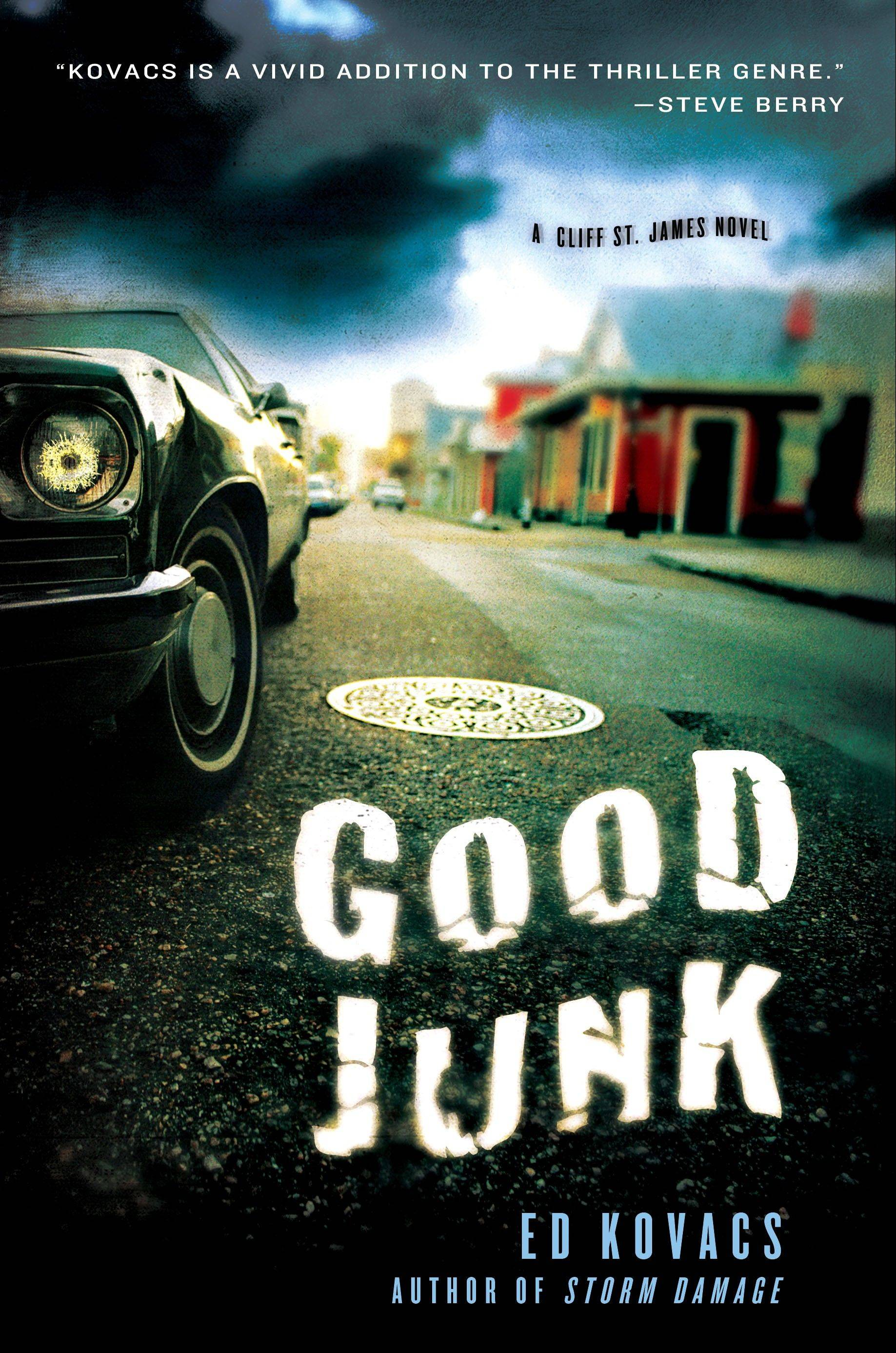 �Good Junk� by Ed Kovacs
