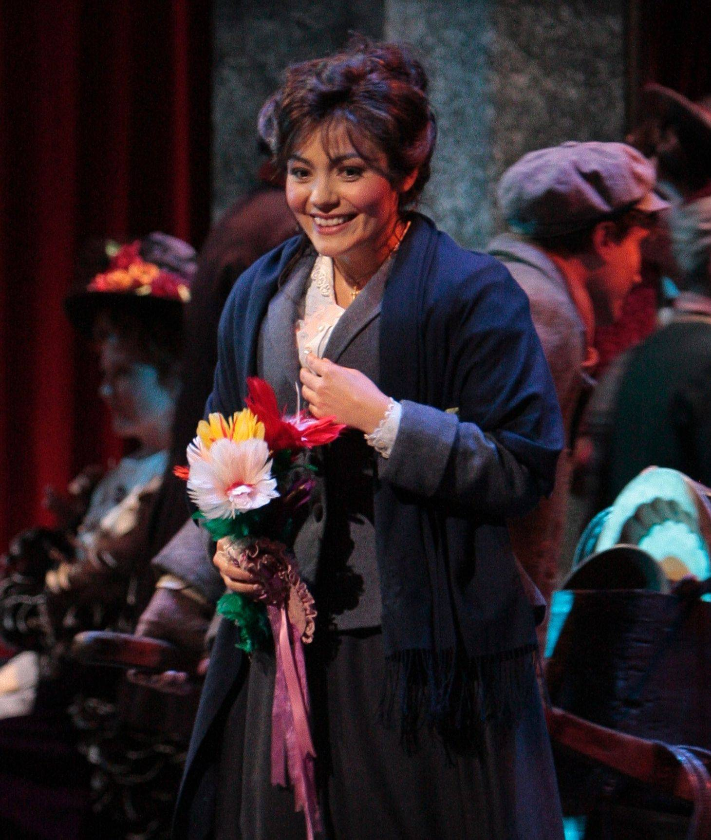 Elk Grove High School graduate Ailyn Perez stars in the opera �La Boheme.� She�ll be featured during a PBS broadcast of �Live From Lincoln Center� Thursday night.