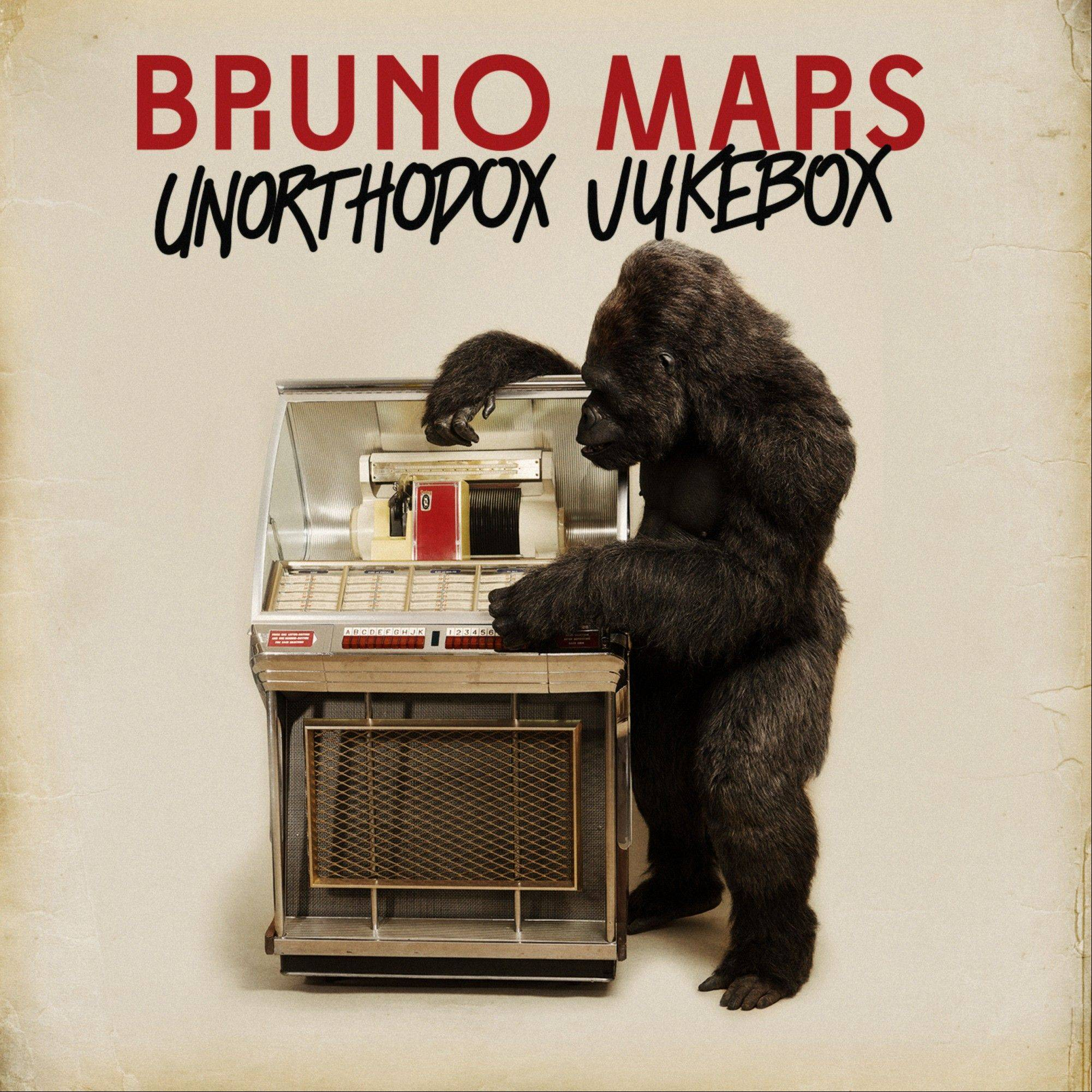 "Bruno Mars, ""Unorthodox Jukebox"""