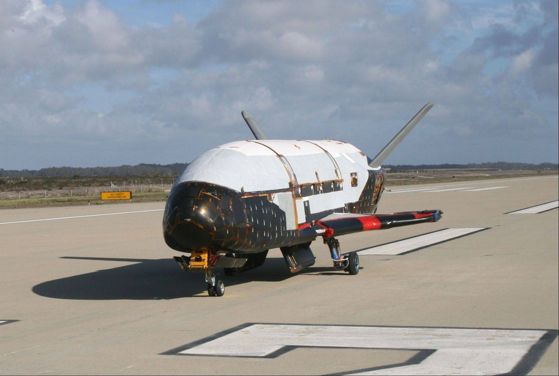 The X-37B Orbital Test Vehicle