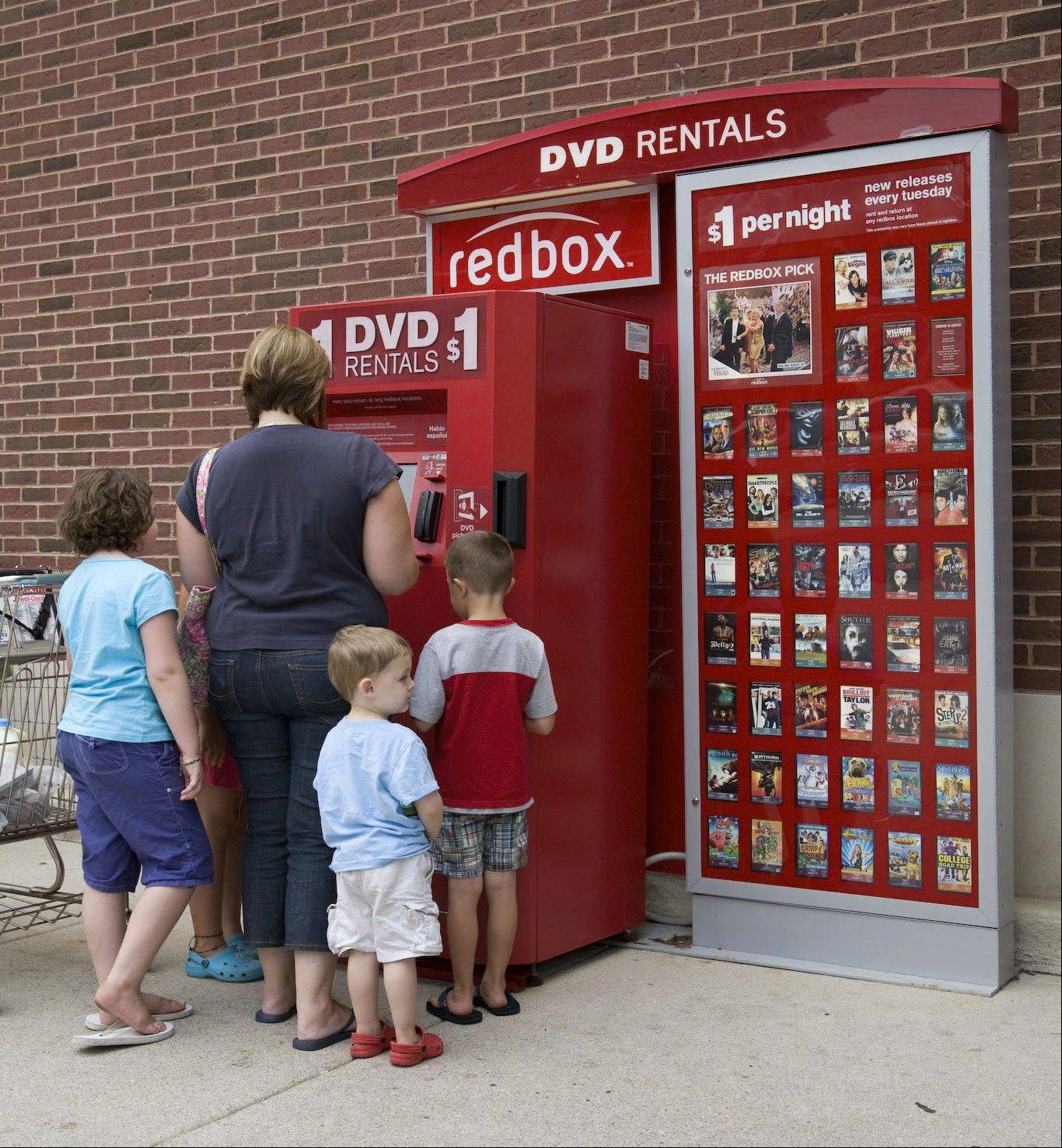DVD kiosk operator Redbox is launching a challenge to Netflix's streaming-video supremacy. Later this month, Redbox will offer an unlimited streaming-video plan that includes movies from Warner Bros. and pay TV channel Epix, along with four nights of physical DVD rentals, for $8 a month, or $9 a month if customers want Blu-ray discs.