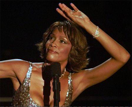 "Whitney Houston was the ""top trending"" search of the year, according to Google Inc. People around the globe searched en masse for news about the superstar singer's sad, accidental drowning in February."