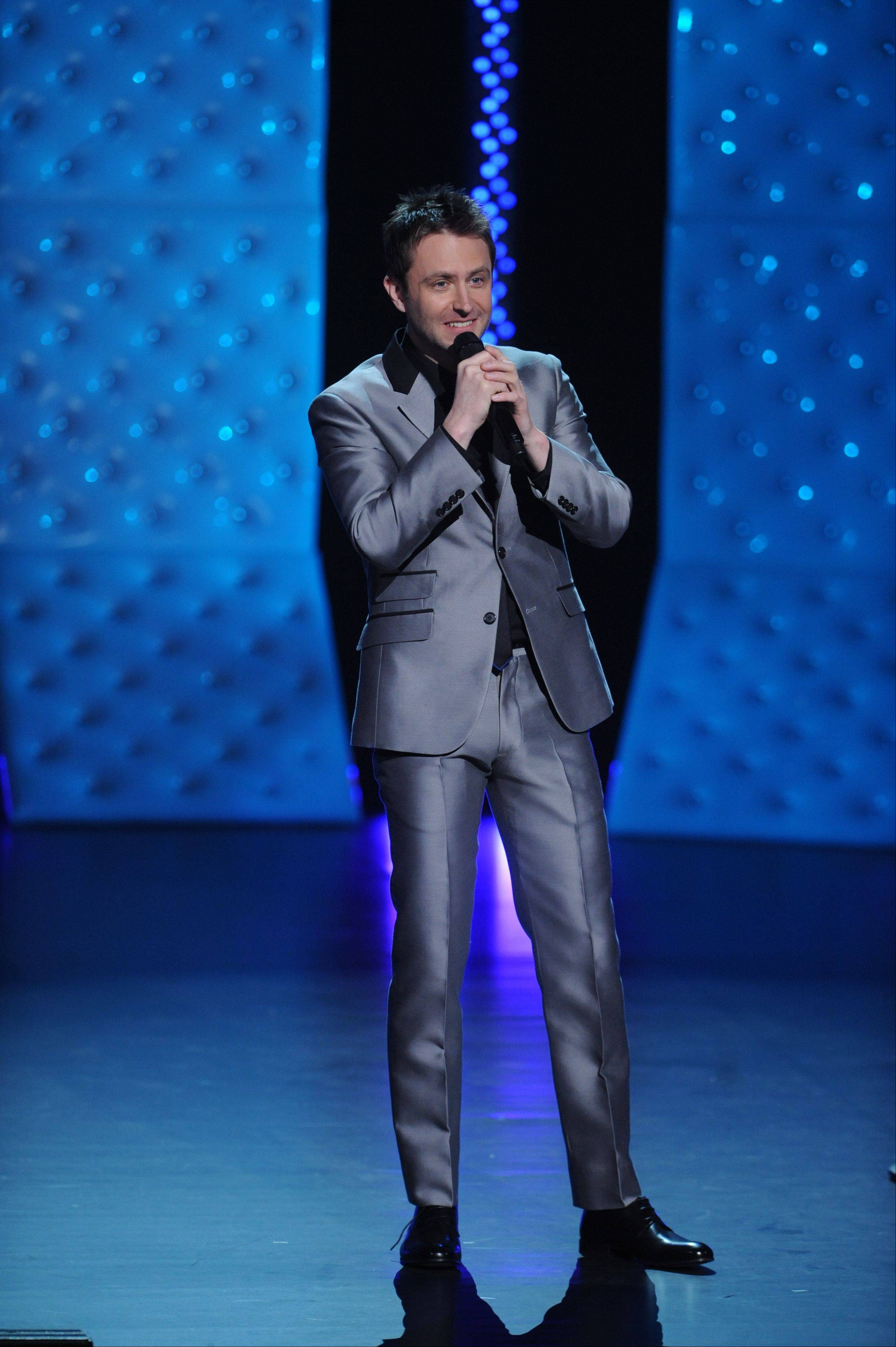 Comedian Chris Hardwick appears at Zanies in Chicago and Rosemont.