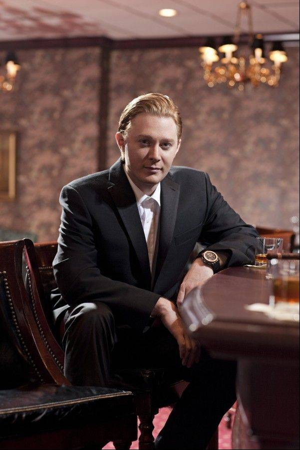 """American Idol"" finalist Clay Aiken performs at the Arcada Theatre in St. Charles."