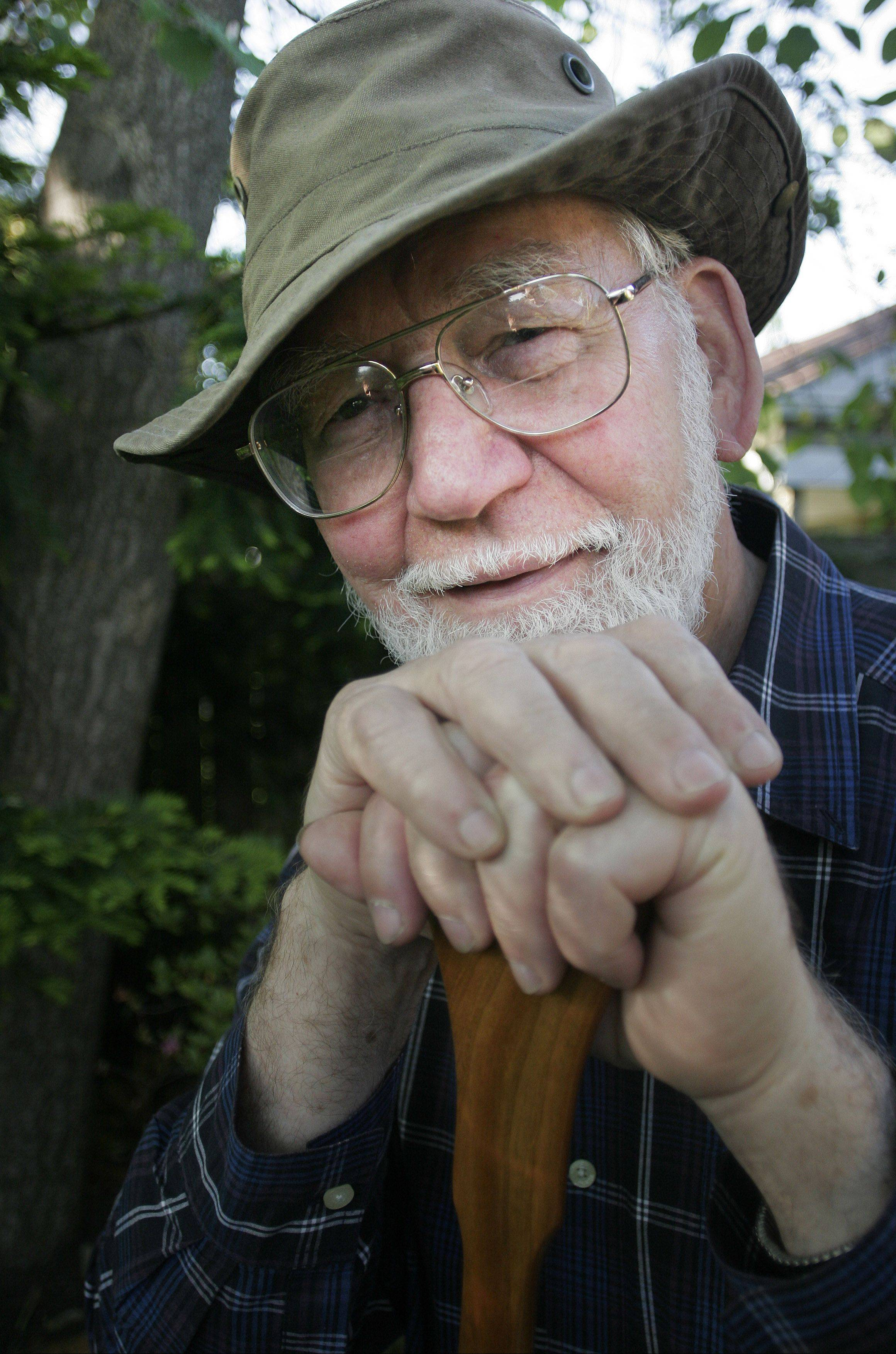 Ralph Frese of Niles founded the Des Plaines River Canoe Marathon 50 years ago.