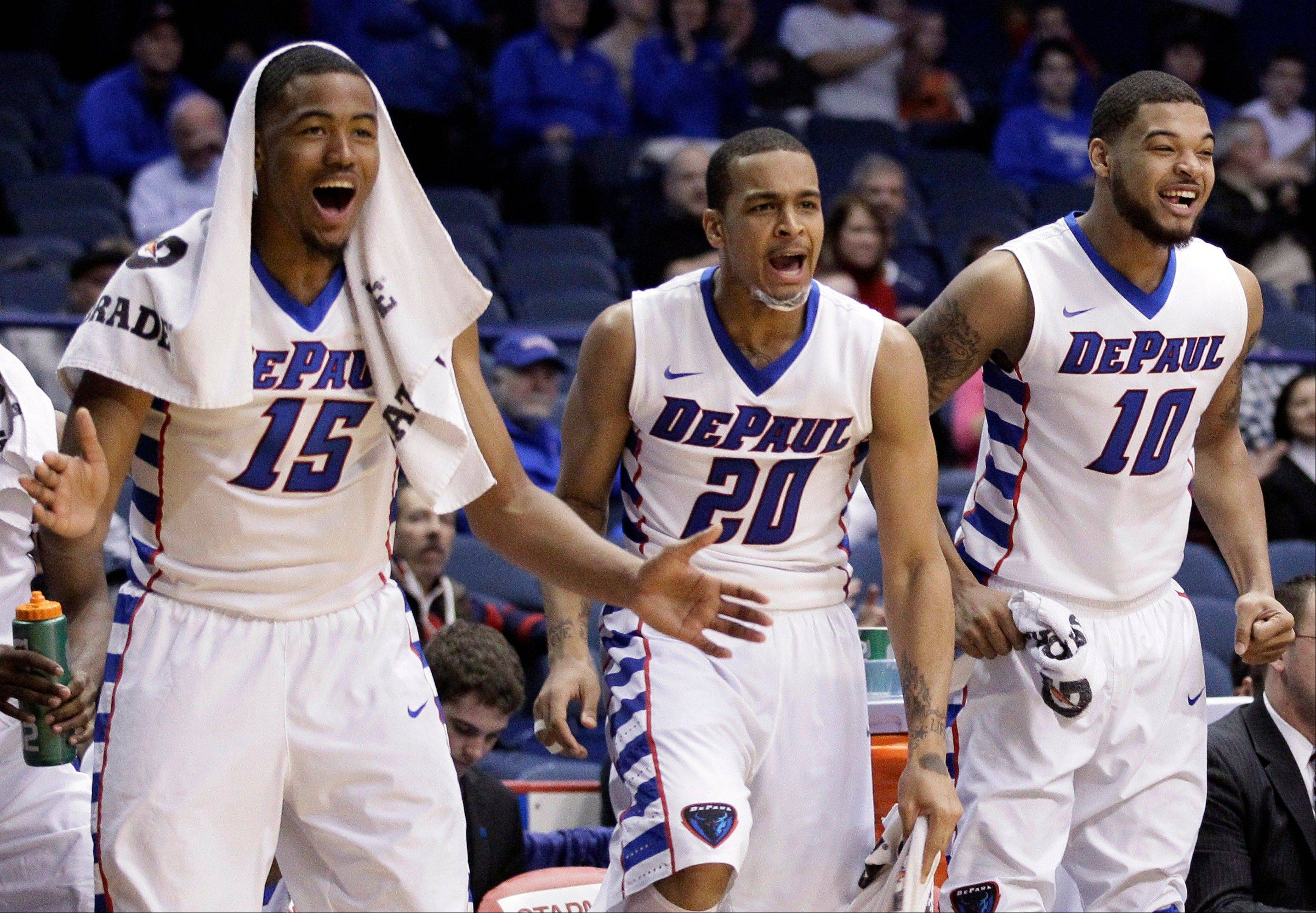 Is DePaul ready to jump the Big East ship? With the conference losing several key football and basketball powers to recent realignments, published reports say the university and six other Catholic schools are exploring their options, which could include forming their own league.