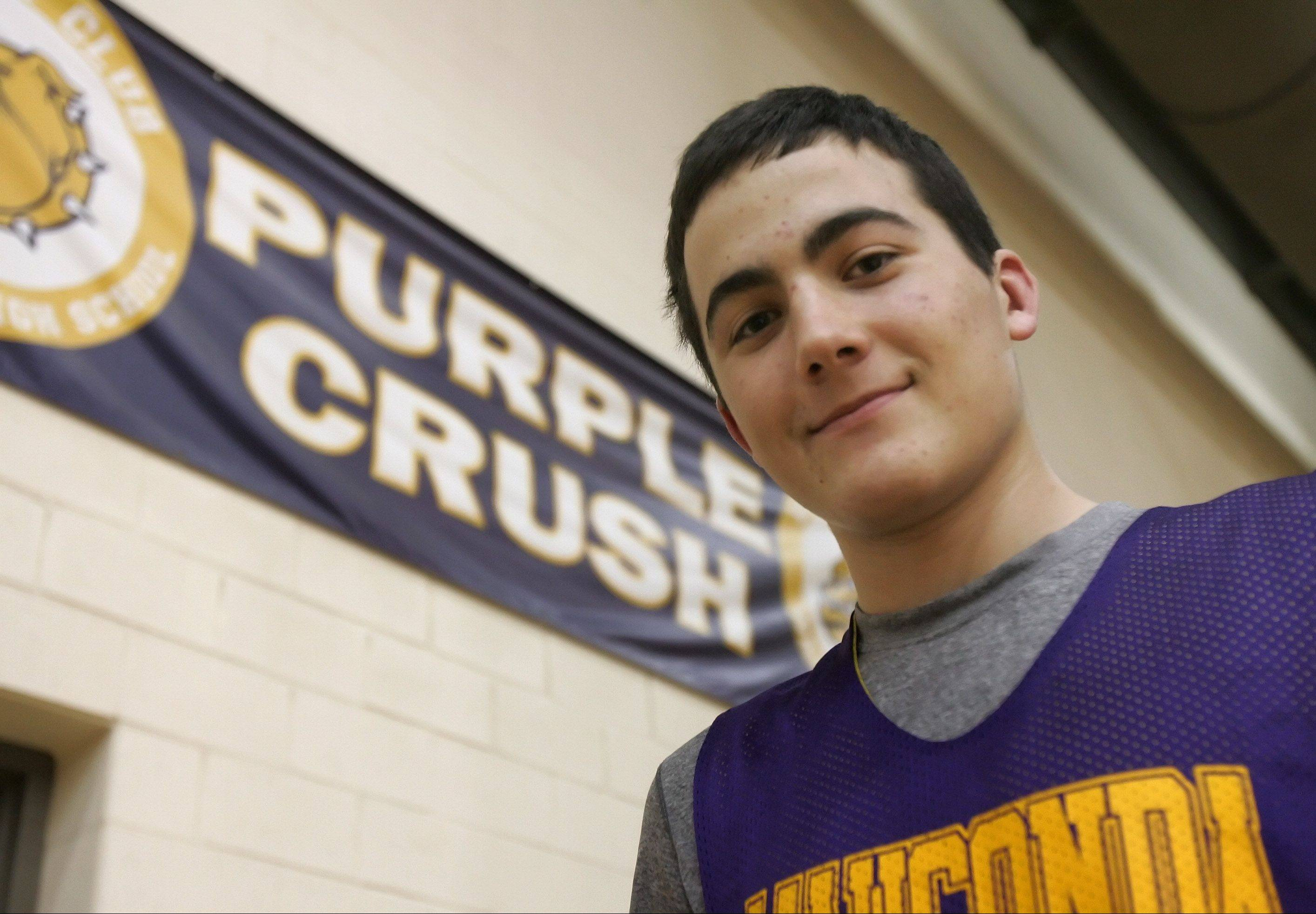 Wauconda�s Austin Swenson will calculate his college decision mainly based on the quality of the school�s engineering program.