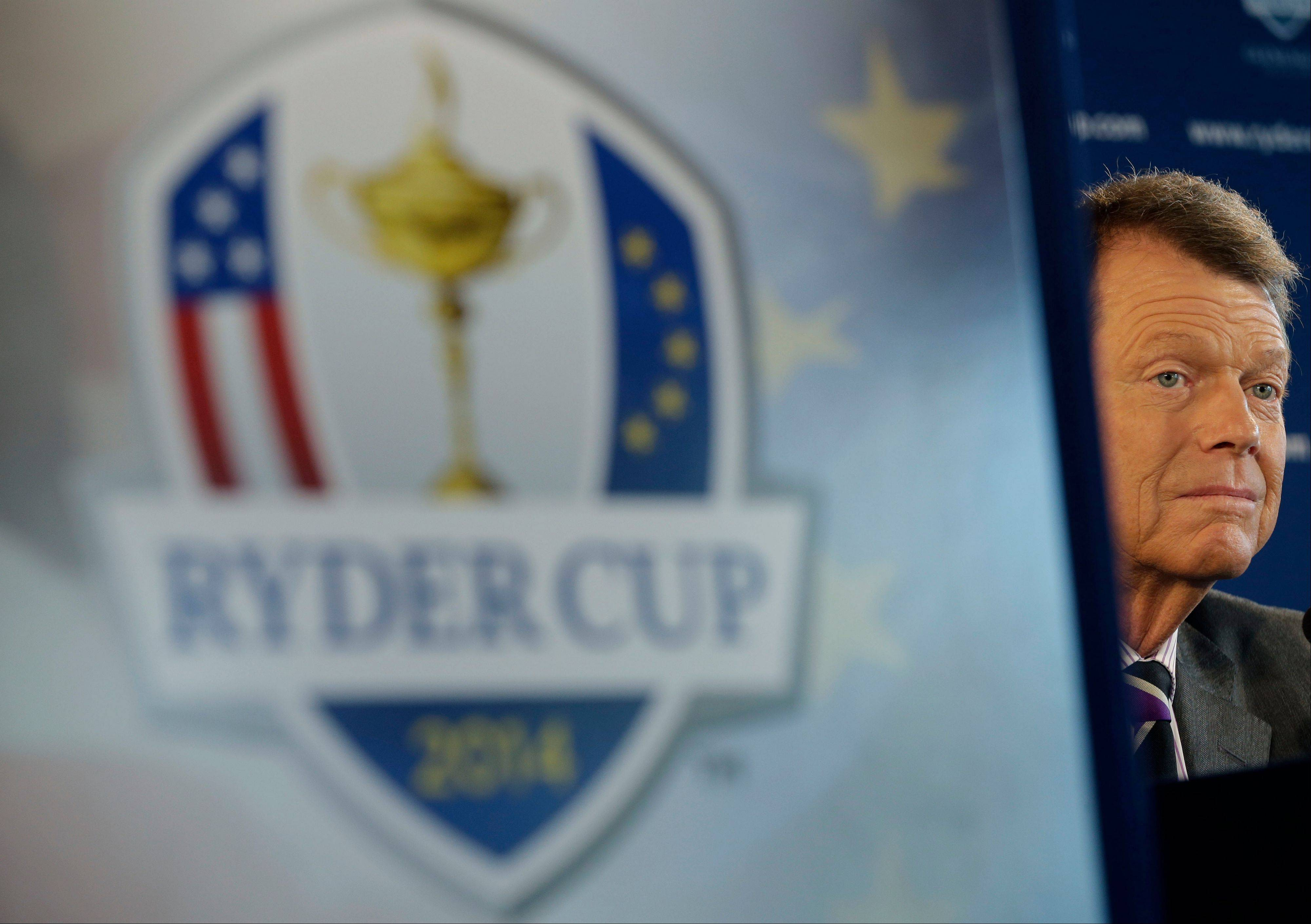 Tom Watson, the new Ryder Cup golf captain for Team USA, hopes to end two decades of losing in Europe.