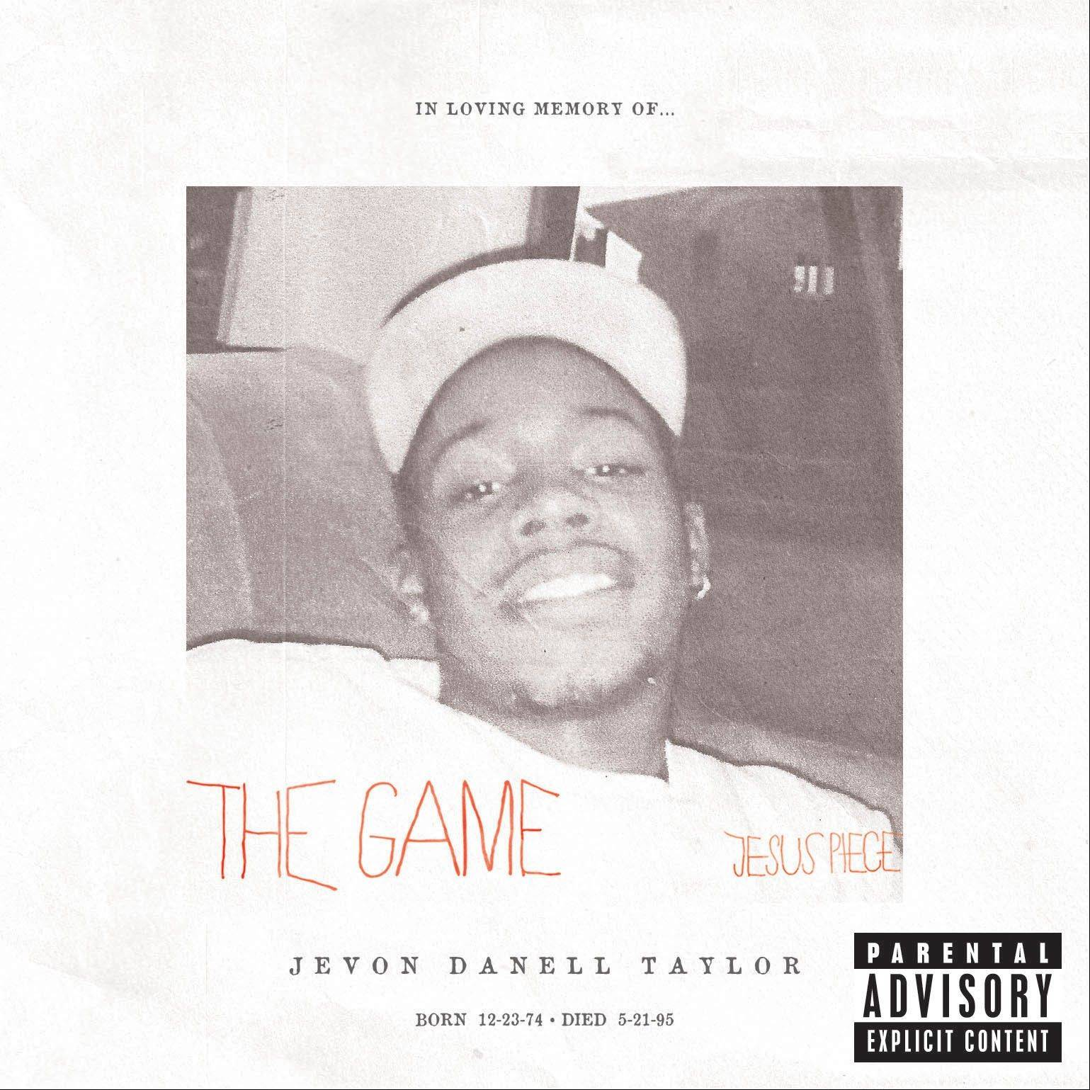 "The Game, ""Jesus Piece"""