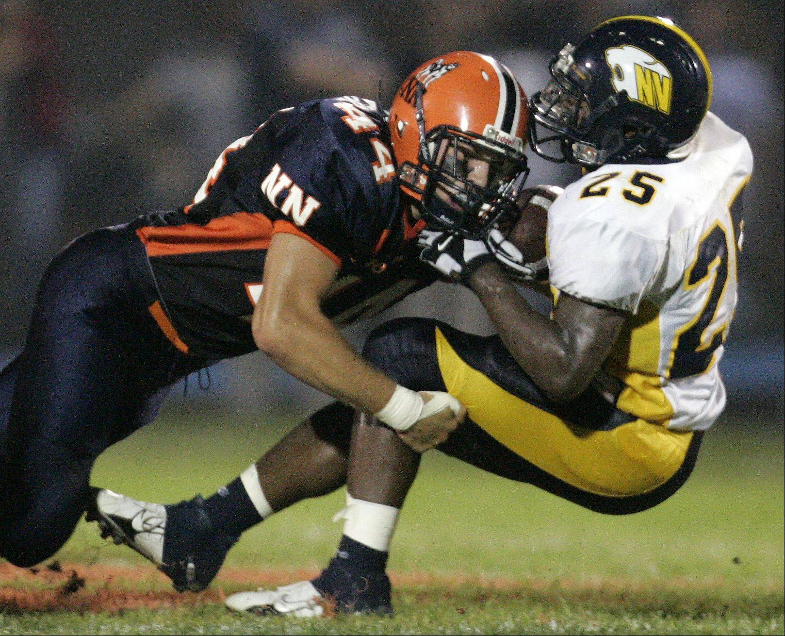 Could Neuqua Valley wind up in the same conference as Naperville North?